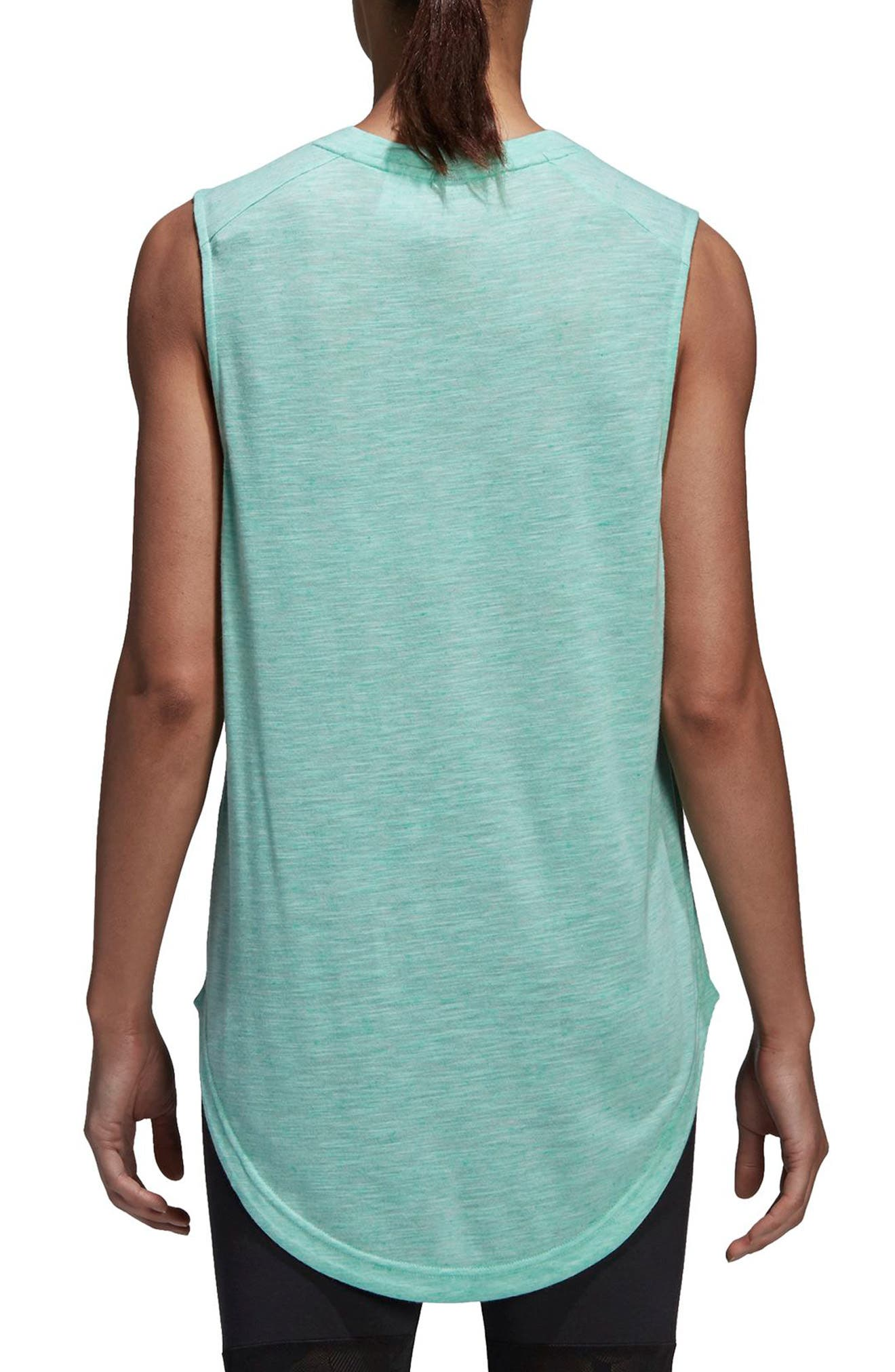 ADIDAS,                             Winners Logo Muscle Tank,                             Alternate thumbnail 2, color,                             330