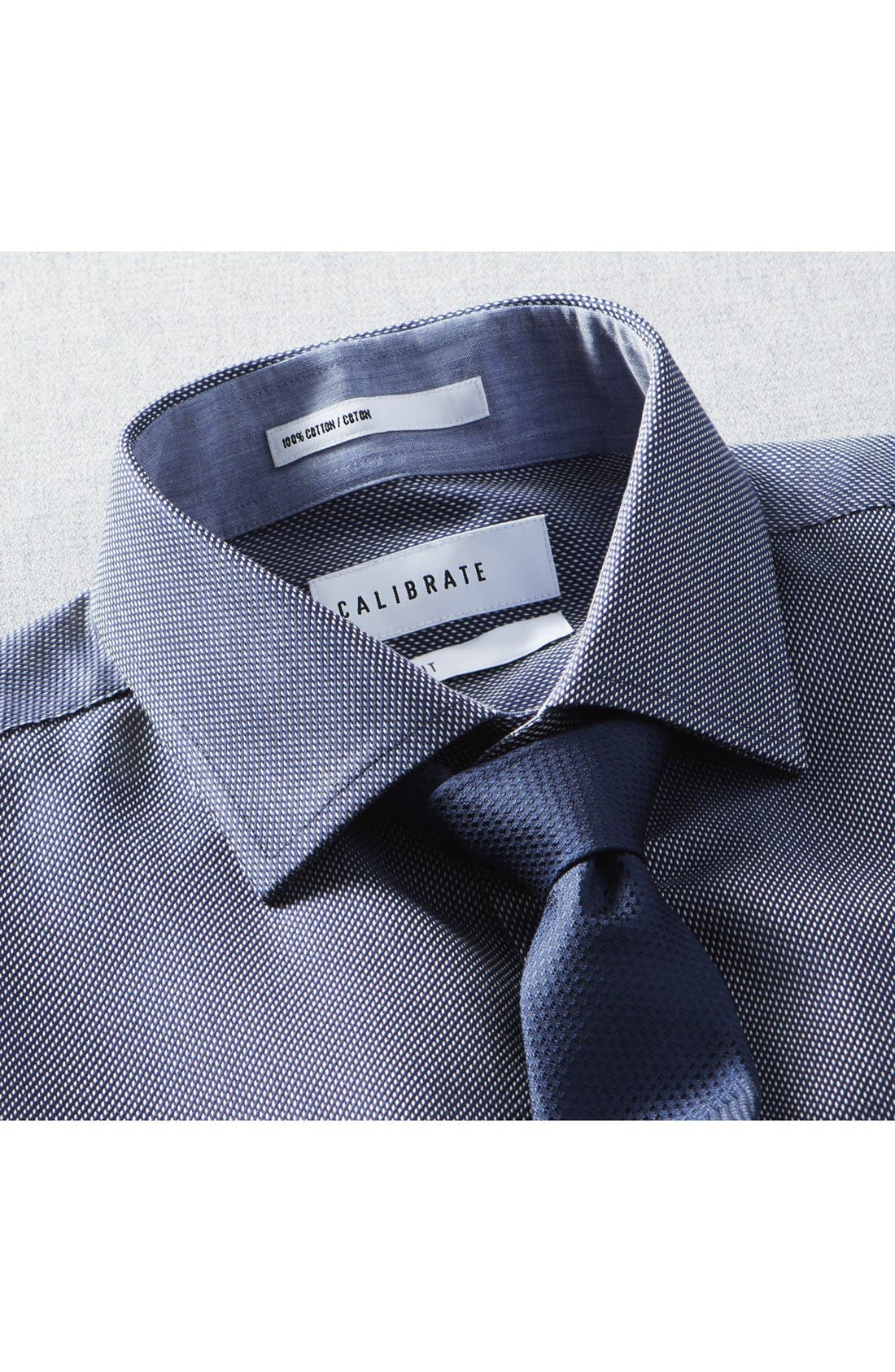 Seattle Textured Silk Tie,                             Alternate thumbnail 3, color,                             015
