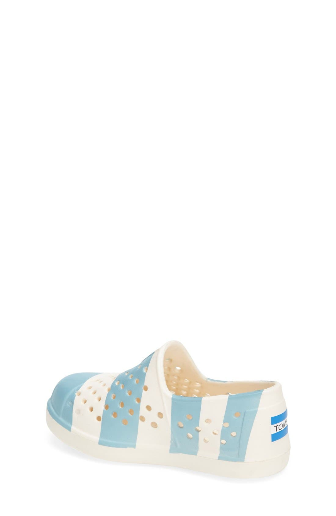 'Romper - Tiny' Perforated Water Friendly Slip-On,                             Alternate thumbnail 2, color,                             430