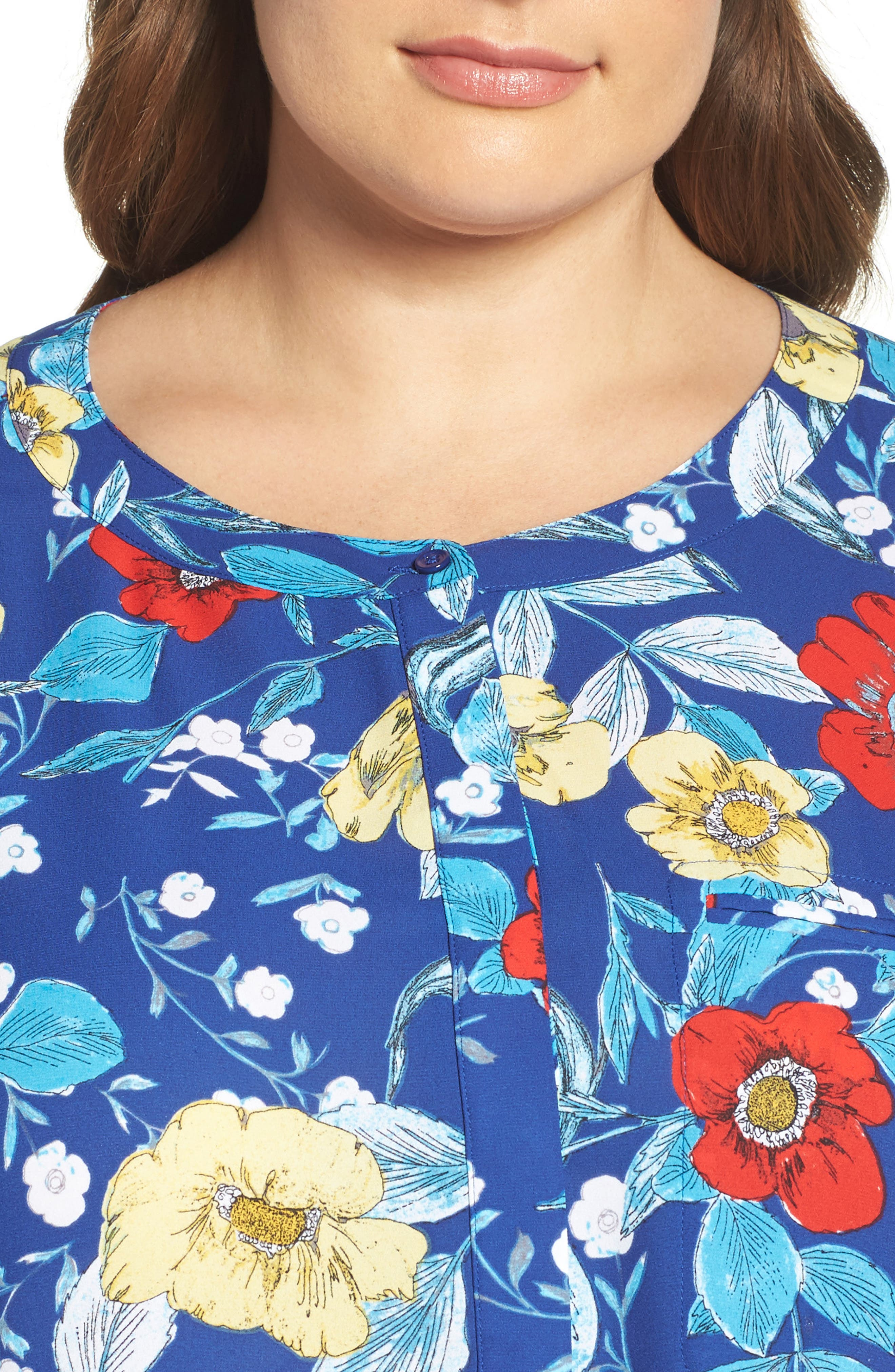 Henley Top,                             Alternate thumbnail 374, color,