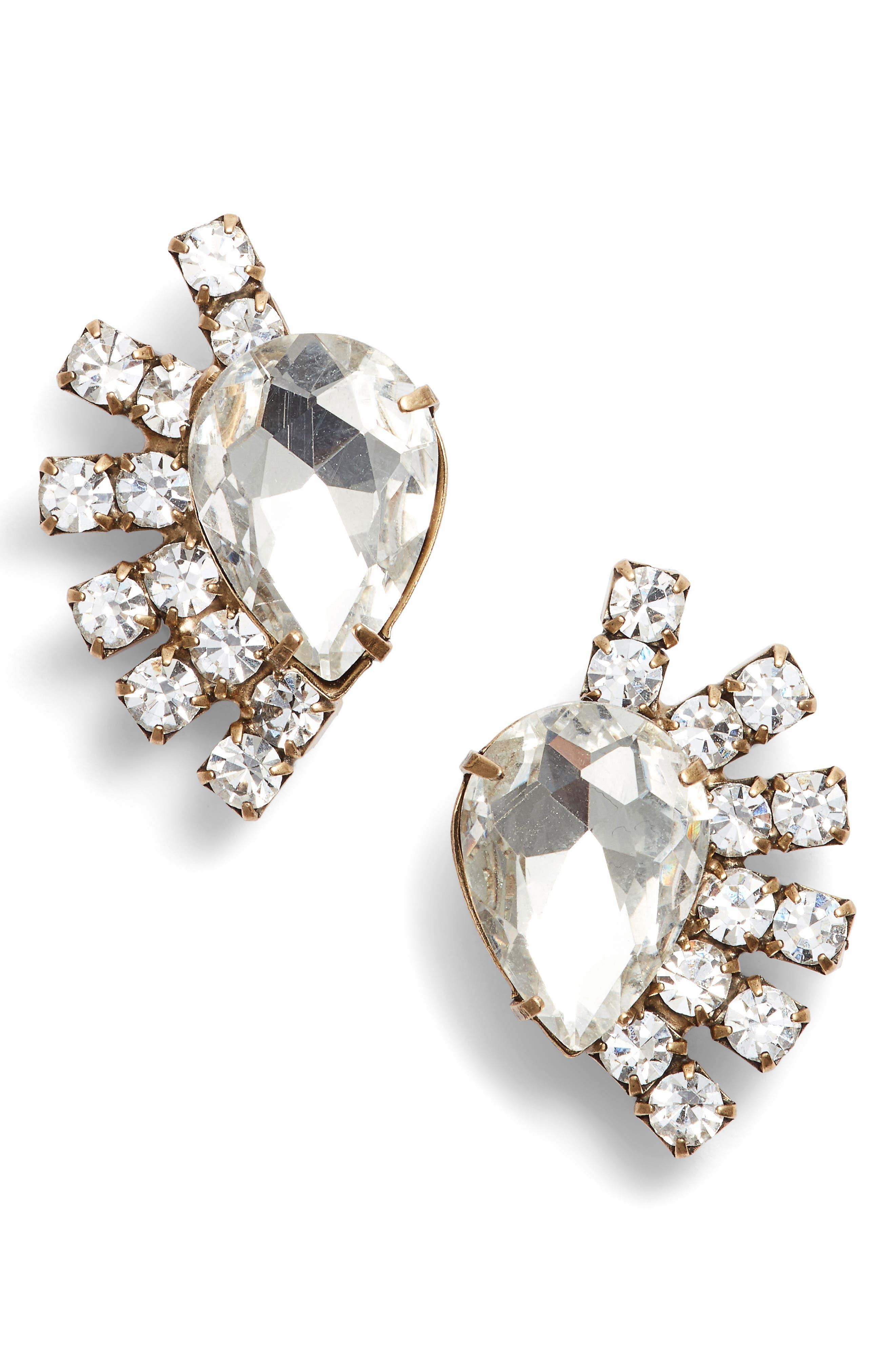 Olivia Stud Earrings,                             Main thumbnail 1, color,
