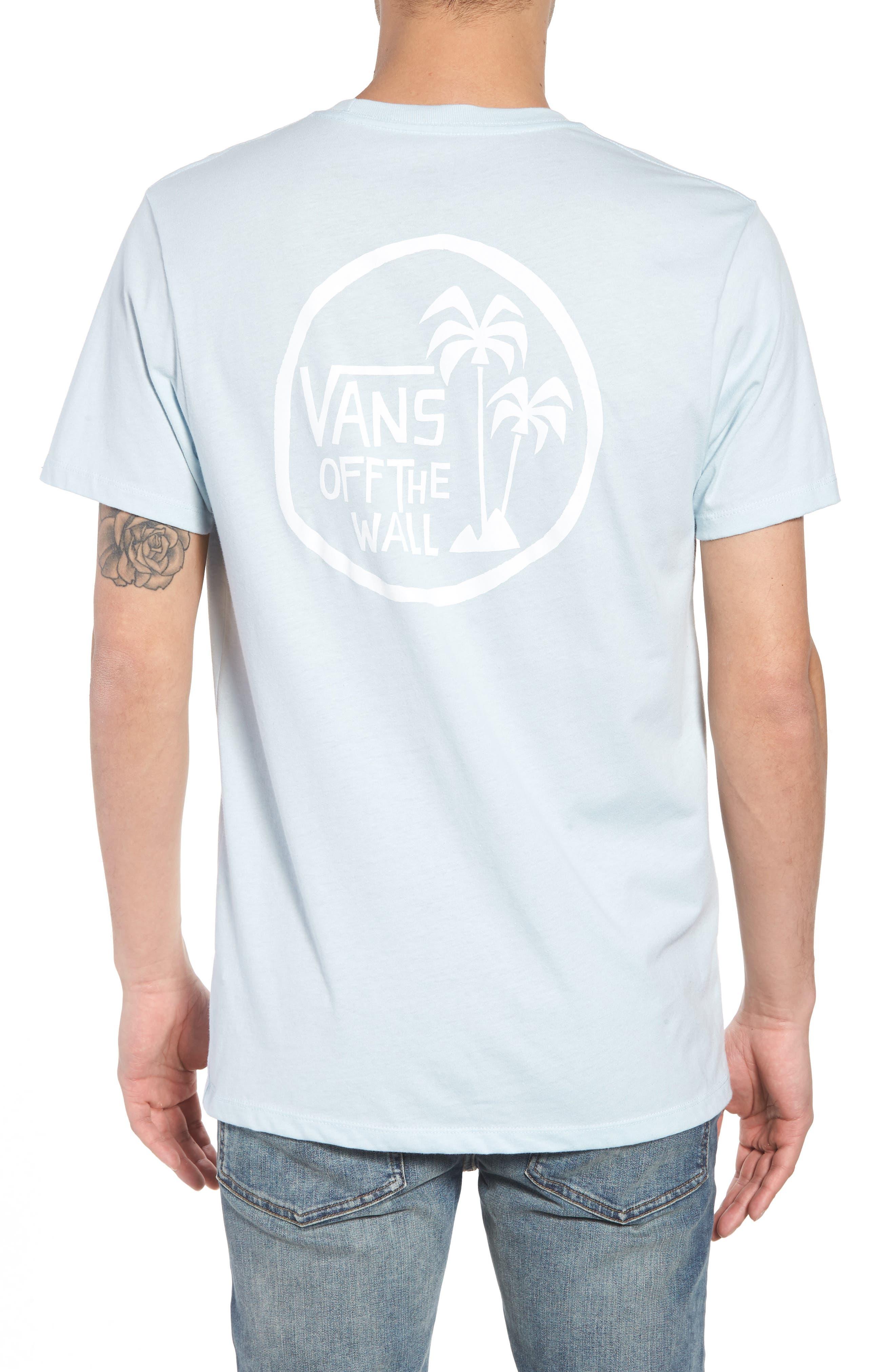 Yusuke Palms Graphic T-Shirt,                             Alternate thumbnail 2, color,                             401