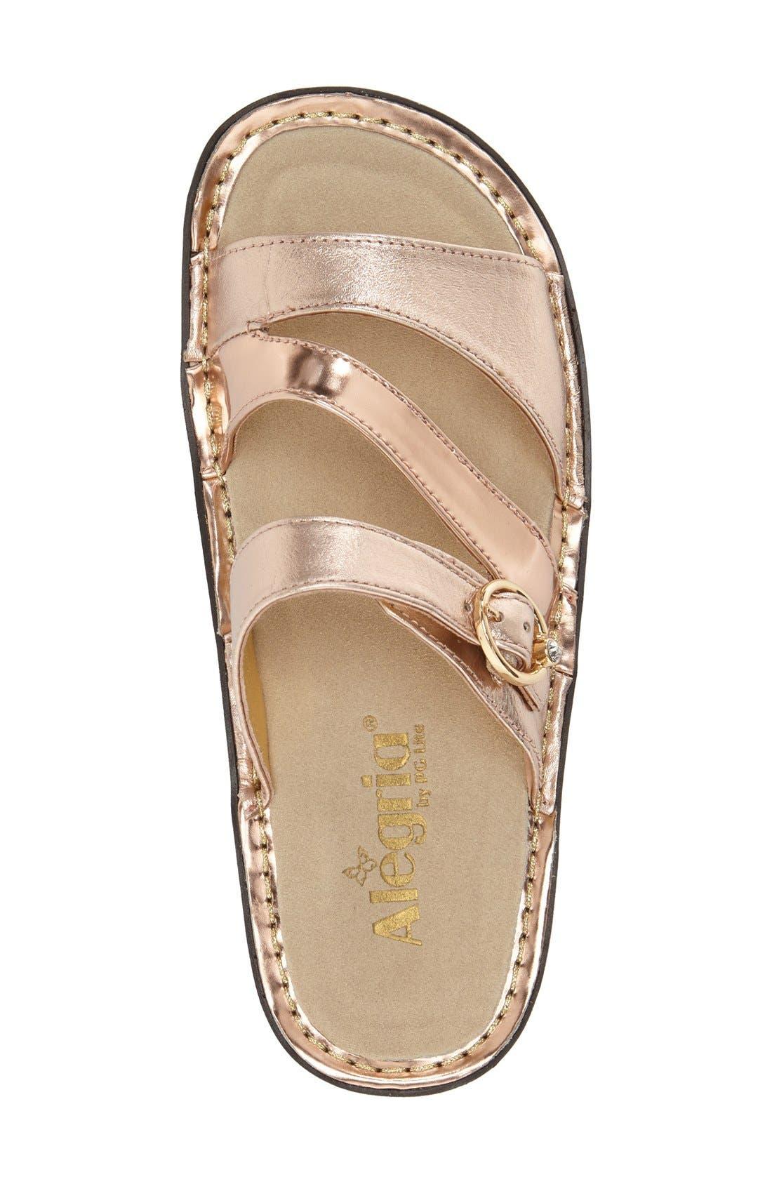 'Colette' Platform Sandal,                             Alternate thumbnail 55, color,