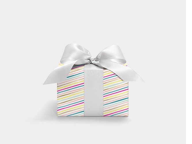 Get free gift wrapping in stores and when you buy online and pick up at store.
