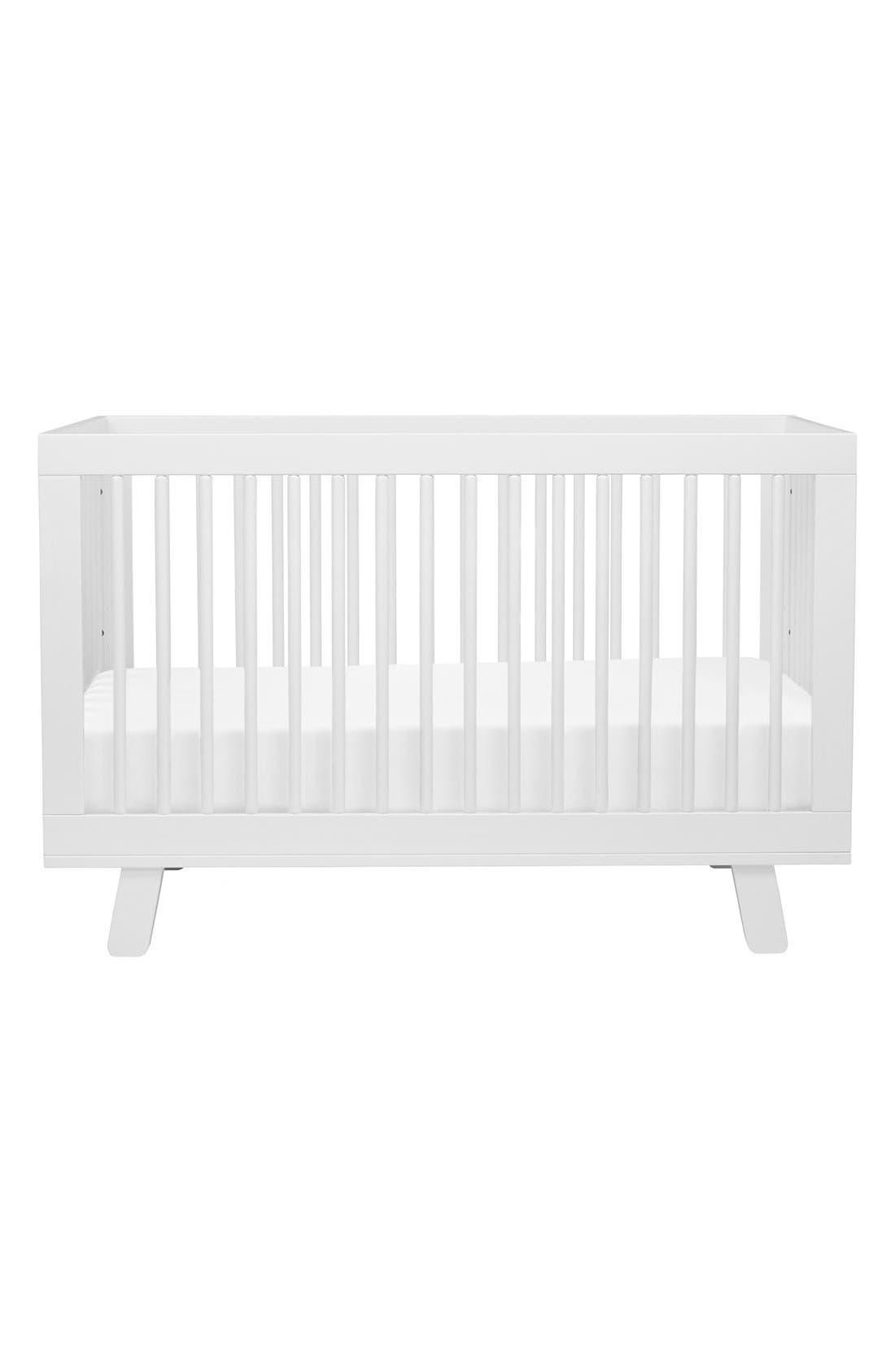 'Hudson' 3-in-1 Convertible Crib,                             Main thumbnail 4, color,