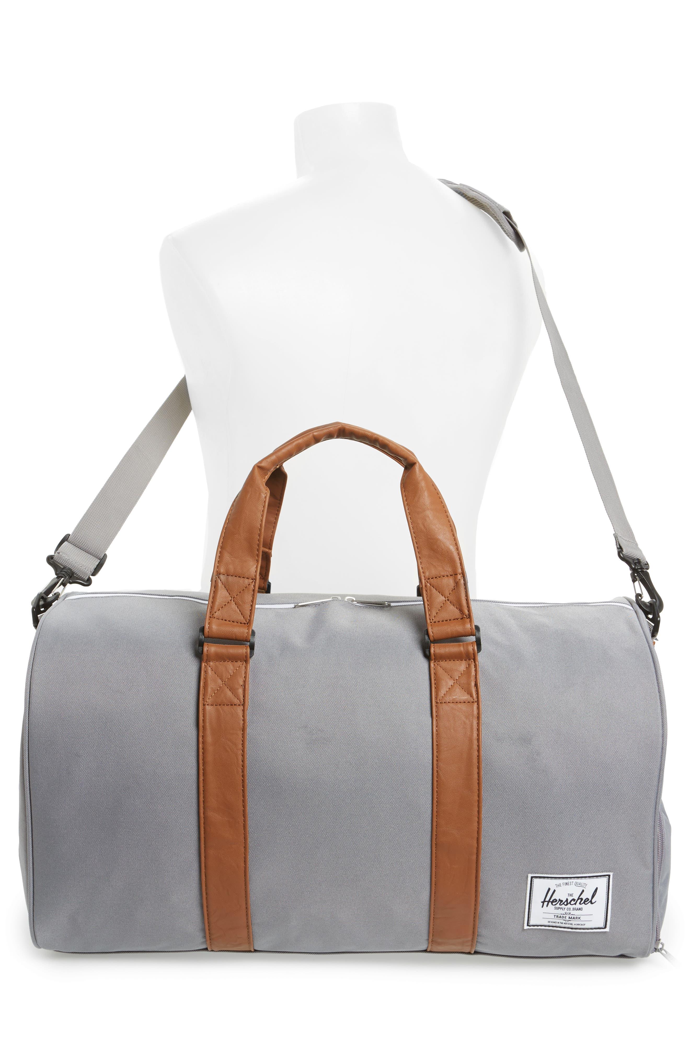 'Novel' Duffel Bag,                             Alternate thumbnail 68, color,