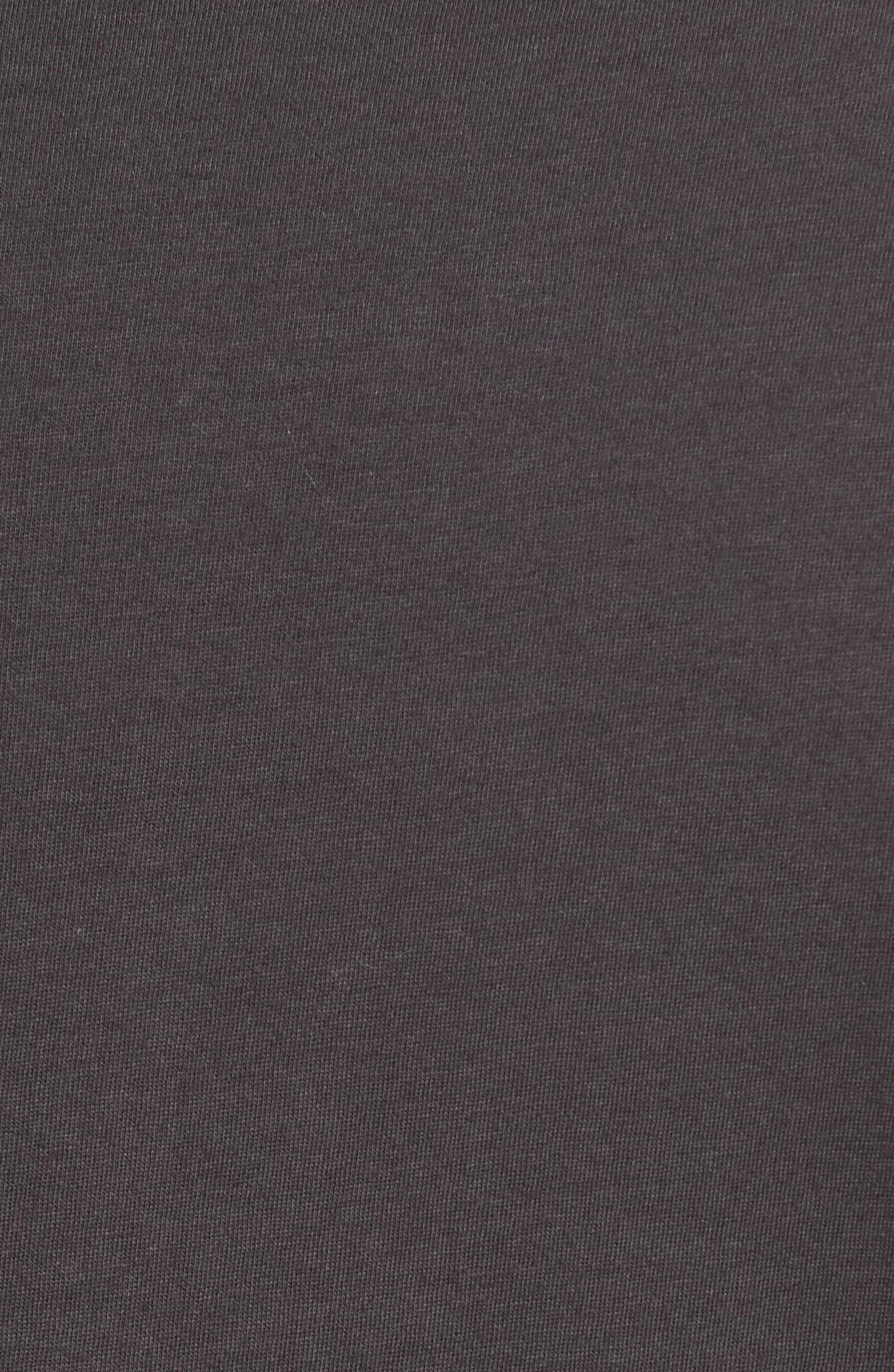 Long-Sleeve Henley T-Shirt,                             Alternate thumbnail 5, color,                             020