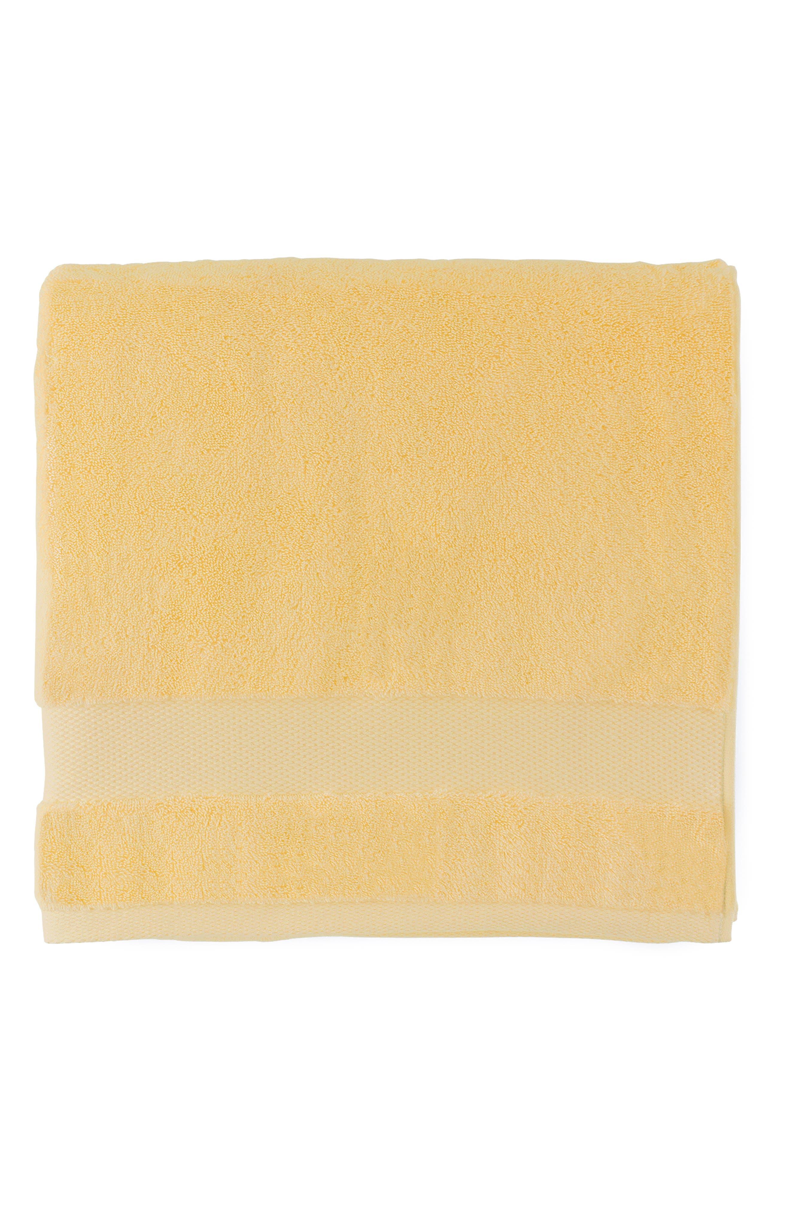 Bello Hand Towel,                             Main thumbnail 1, color,                             CORN