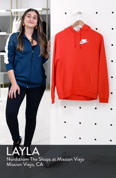 Sportswear Rally Women's Hoodie, sales video thumbnail