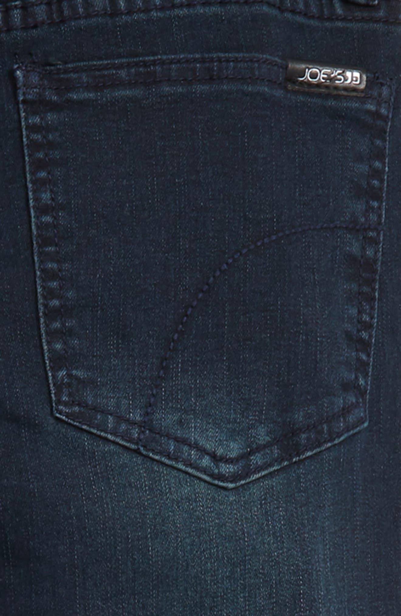 Rad Kinetic Stretch Skinny Jeans,                             Alternate thumbnail 3, color,                             020