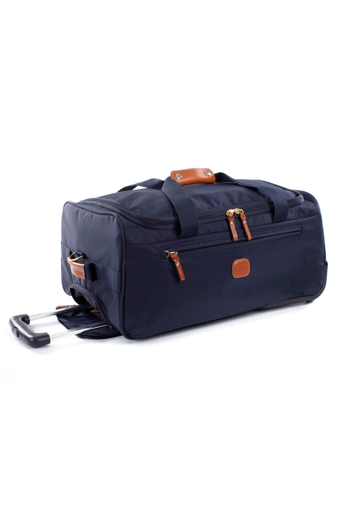 X-Bag 21-Inch Rolling Carry-On Duffel Bag,                             Alternate thumbnail 2, color,                             NAVY