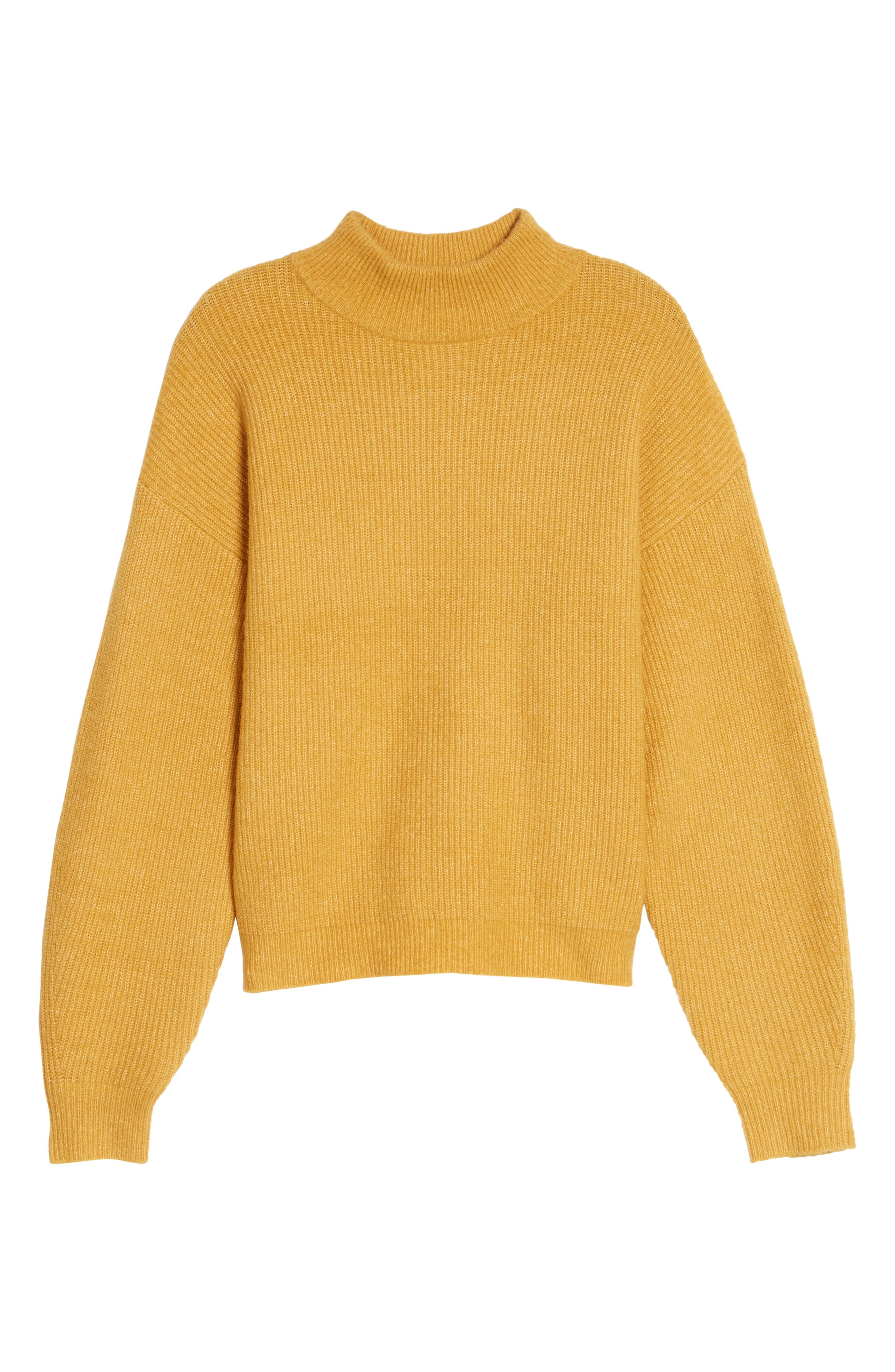 Cozy Ribbed Pullover,                             Alternate thumbnail 48, color,
