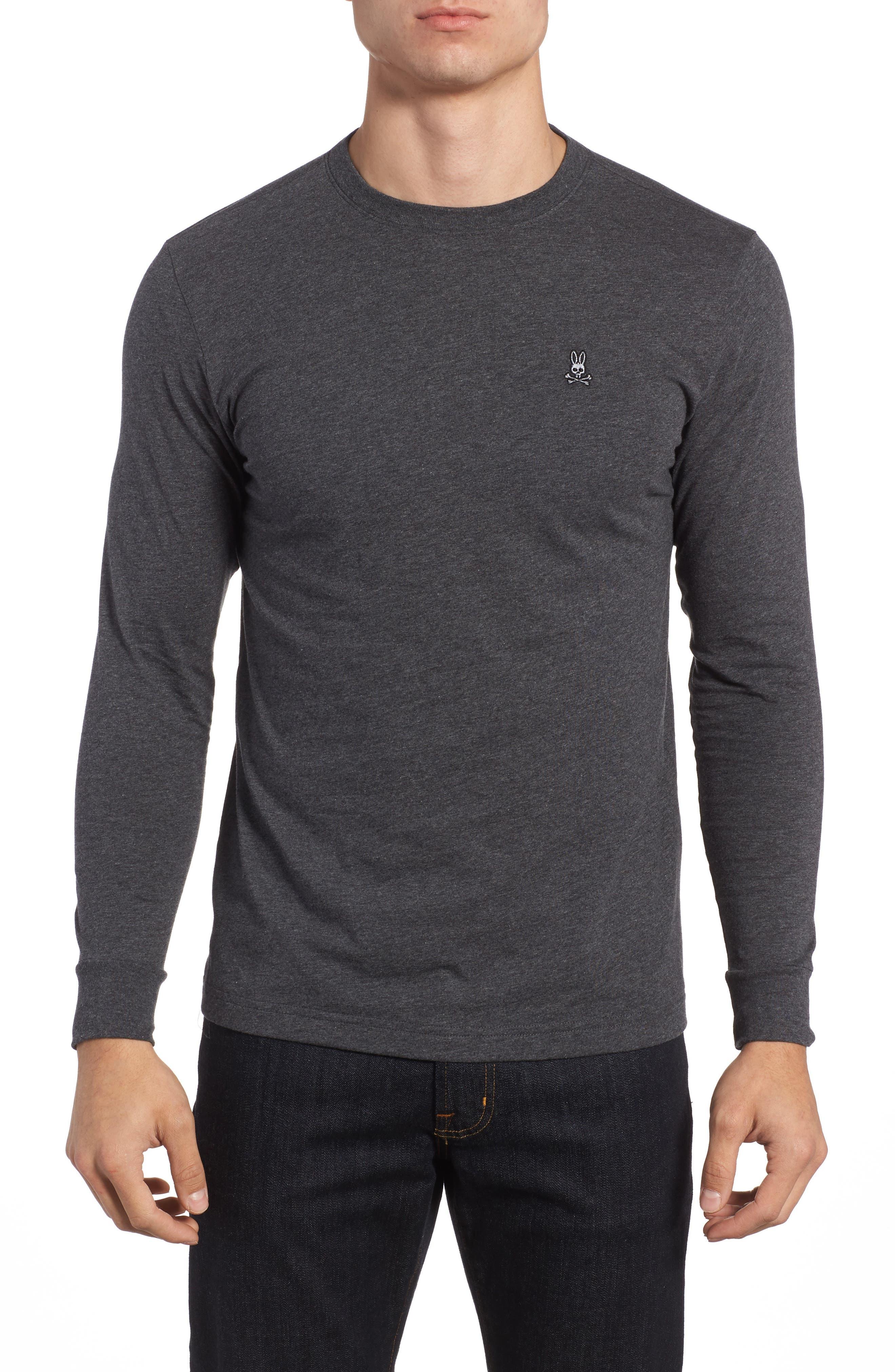 Long Sleeve T-Shirt,                         Main,                         color,