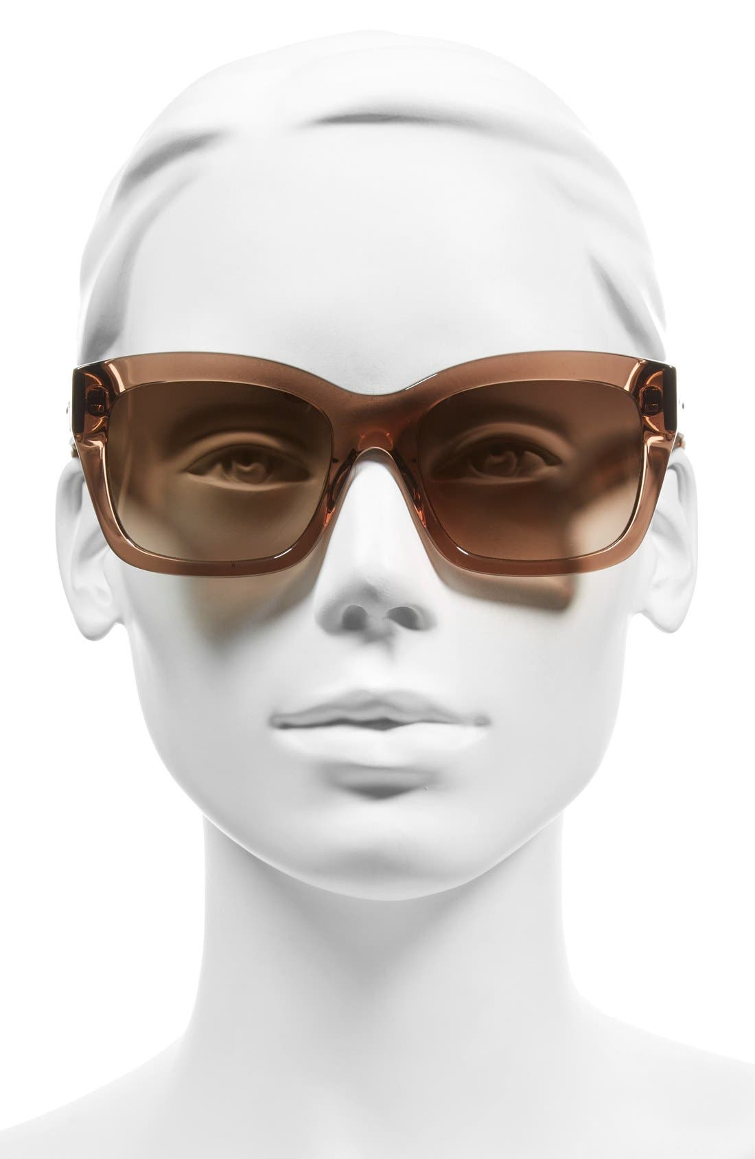 'Ava' 54mm Sunglasses,                             Alternate thumbnail 8, color,