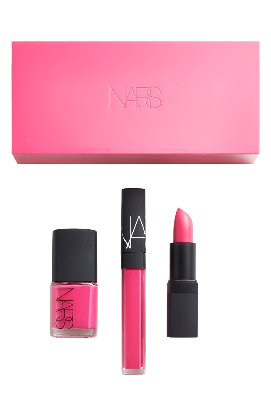 'Schiap' Lip & Nail Set, Main, color, 650