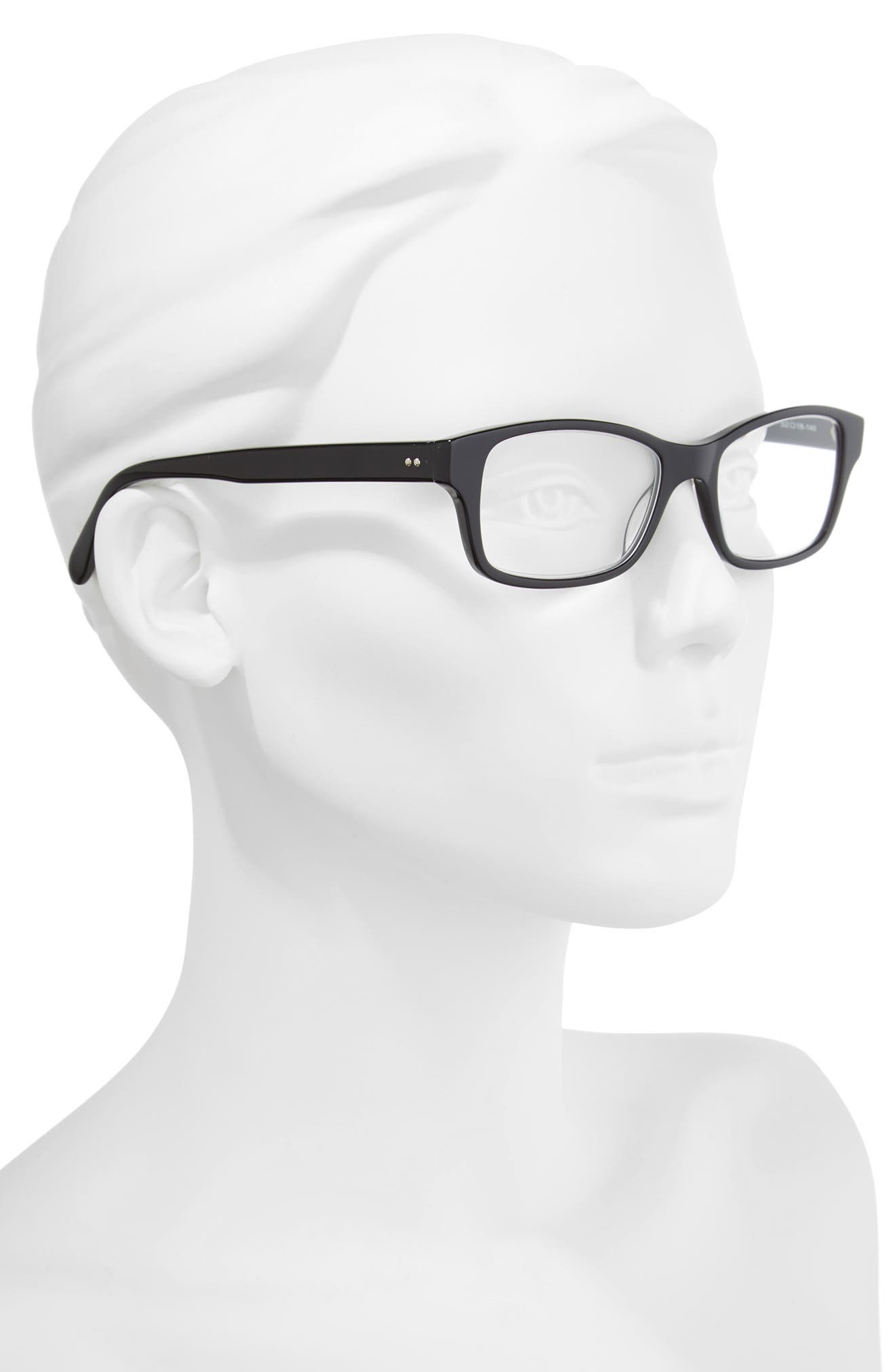 'Jess' 52mm Reading Glasses,                             Alternate thumbnail 2, color,                             001