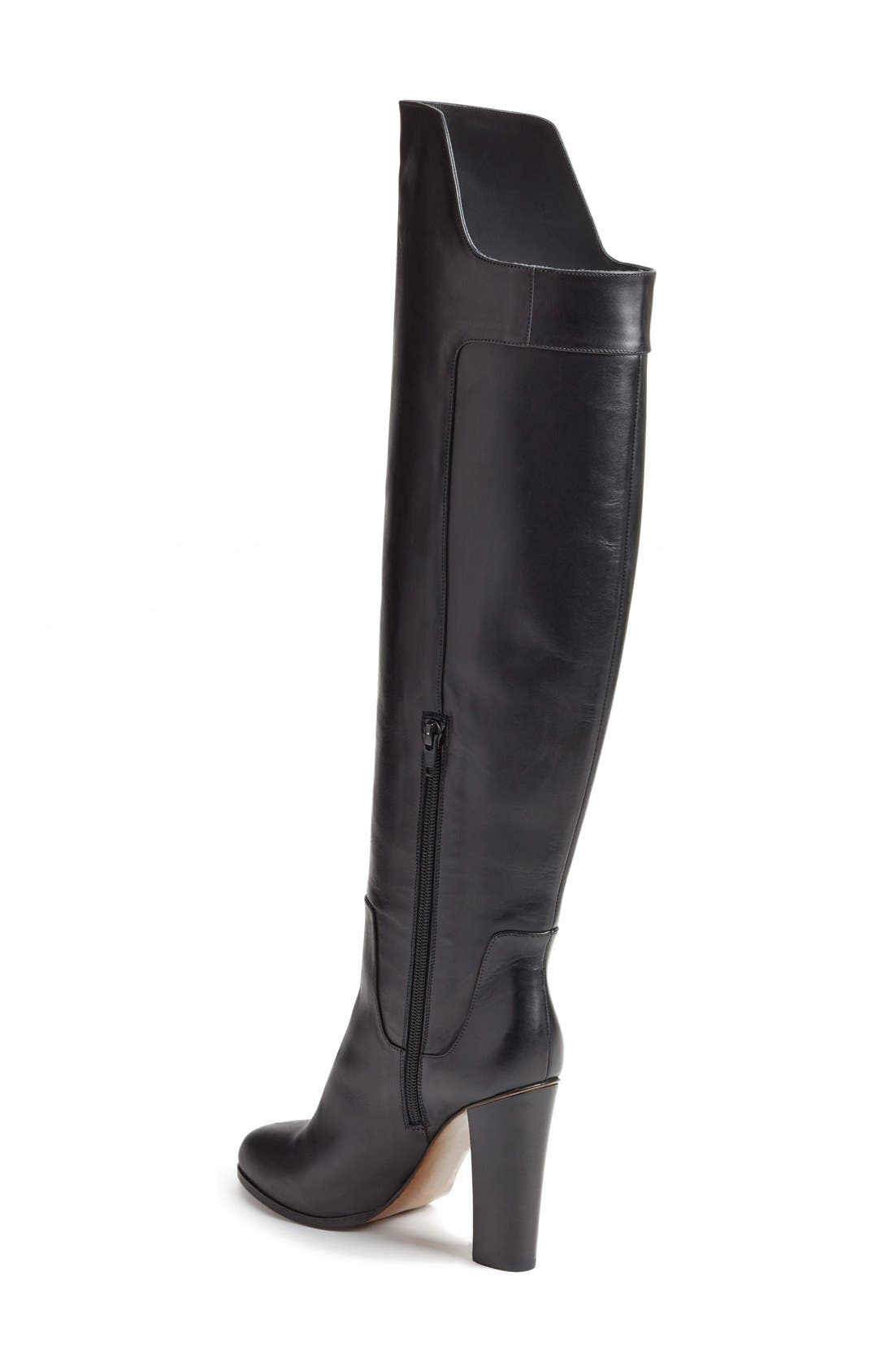 'Dempsey' Over the Knee Boot,                             Alternate thumbnail 3, color,                             003