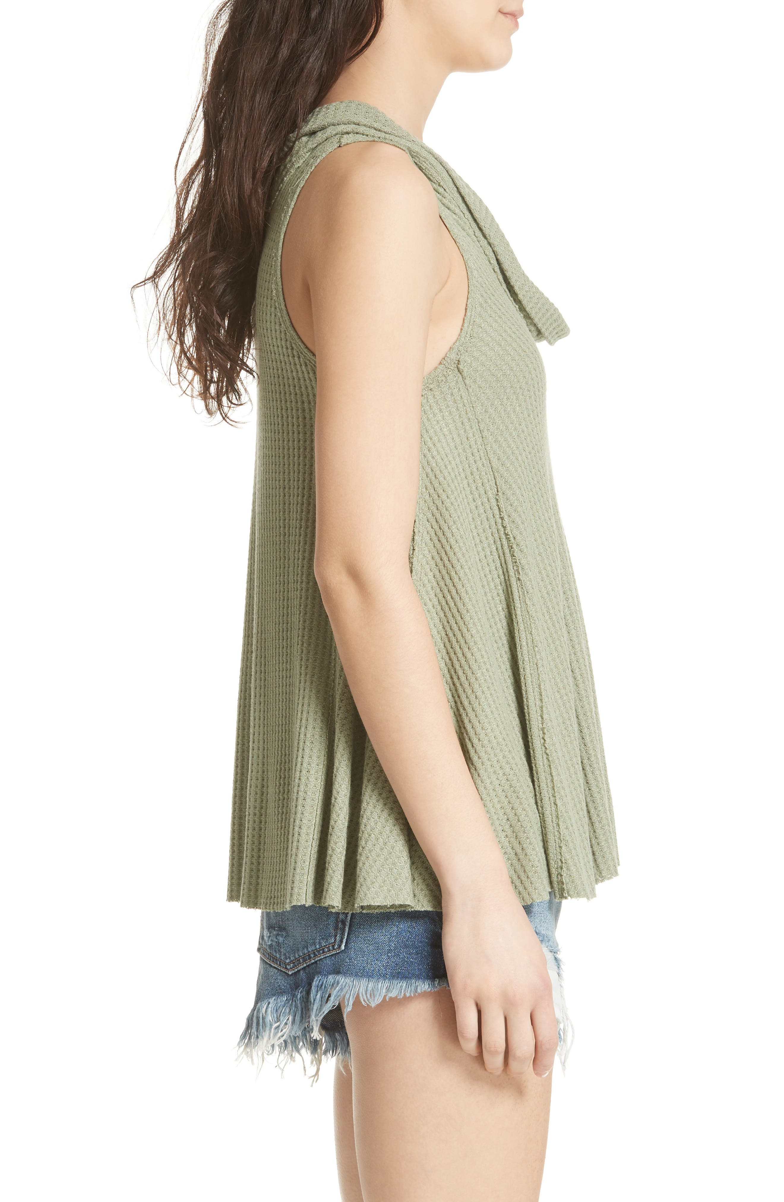 We the Free by Free People Swing It Cowl Tank,                             Alternate thumbnail 11, color,