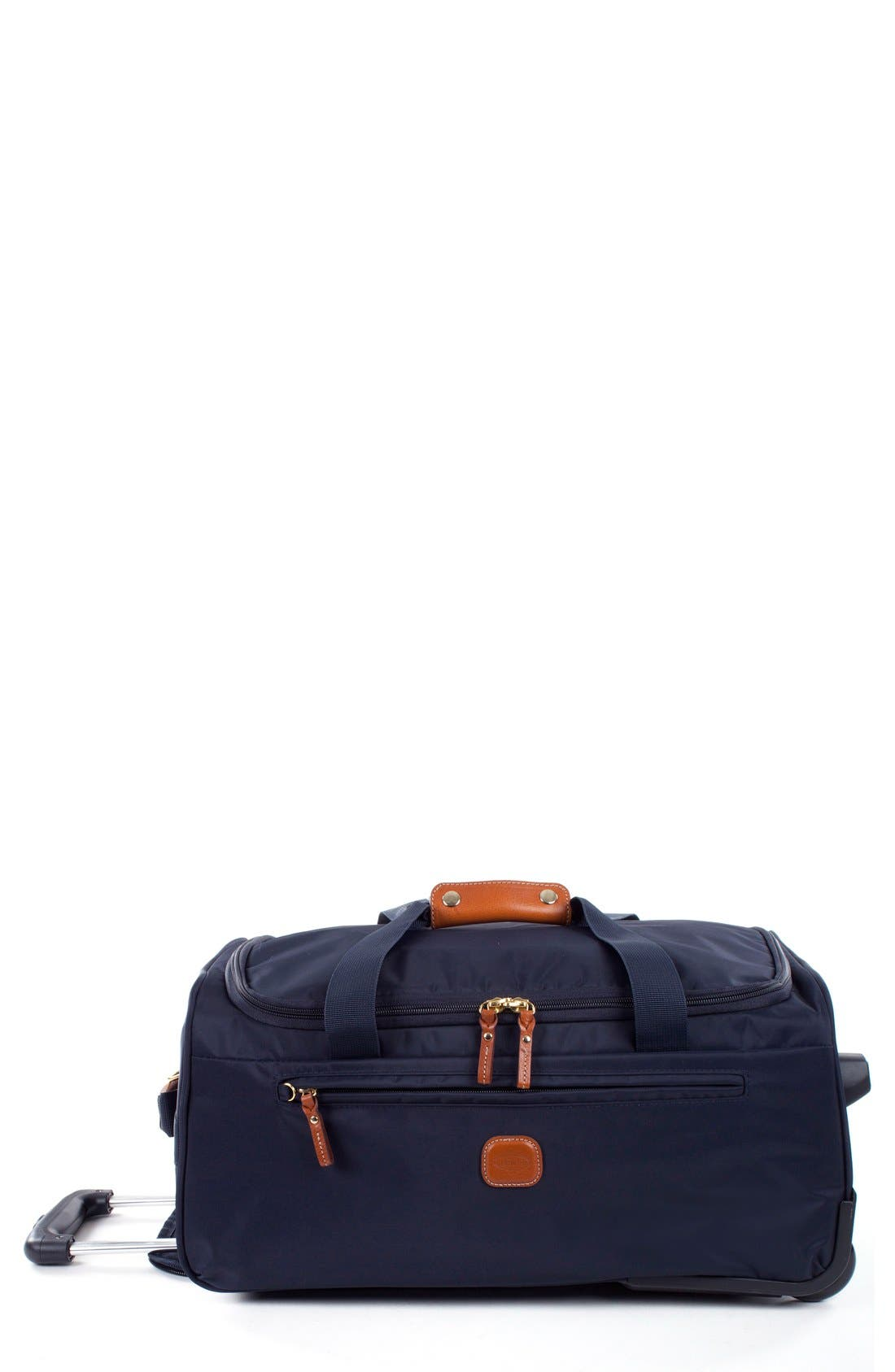 X-Bag 21-Inch Rolling Carry-On Duffel Bag,                             Main thumbnail 1, color,                             NAVY
