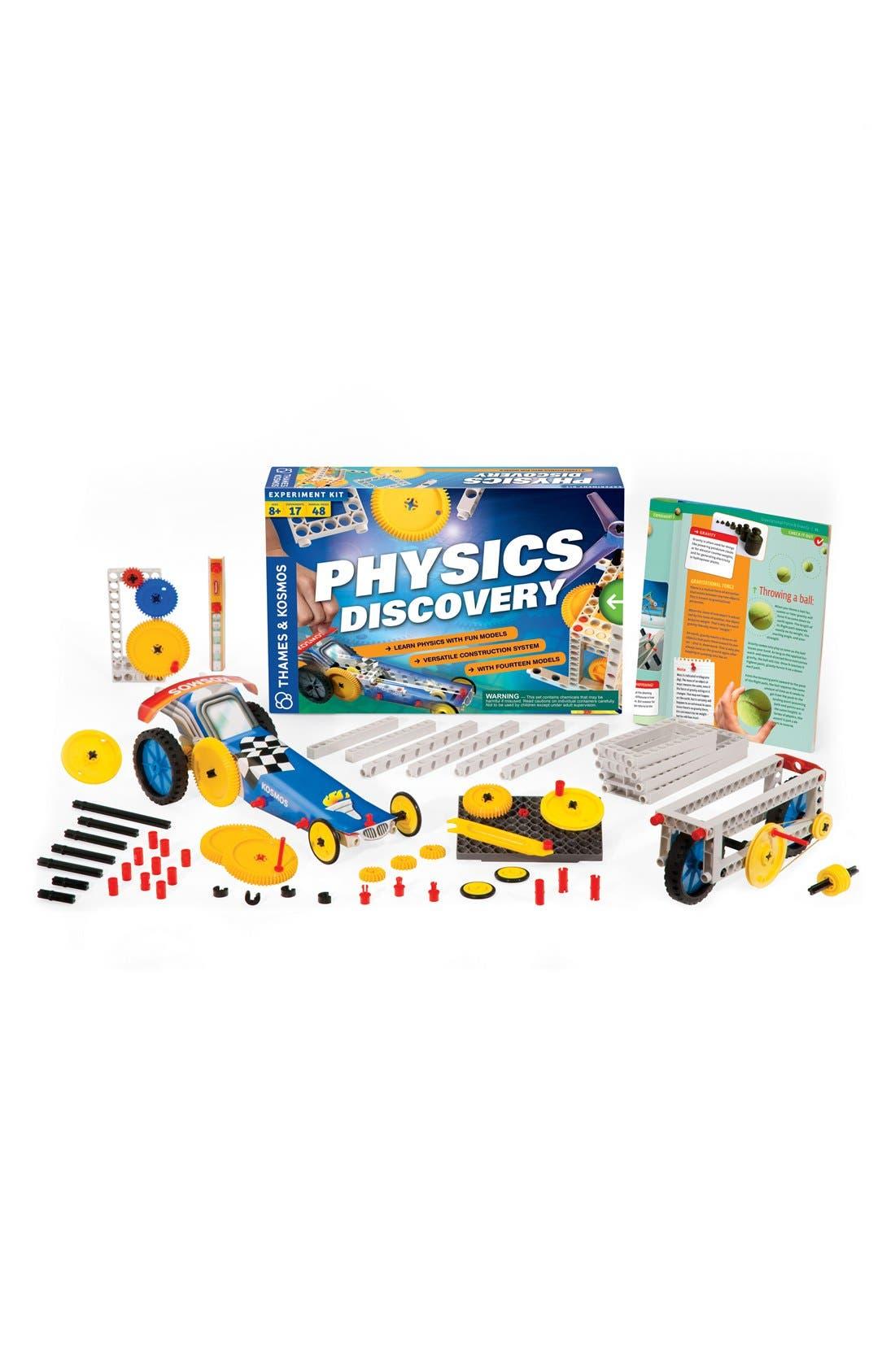 'Physics Discovery 2.0' Experiment Kit,                             Main thumbnail 1, color,                             NONE