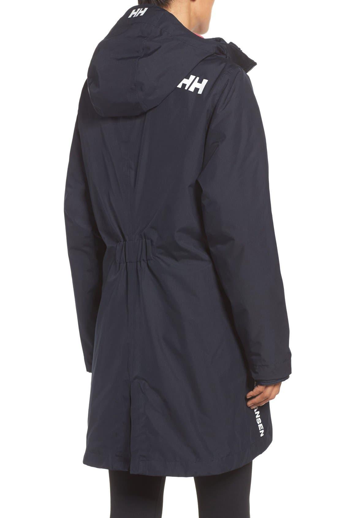 Rigging Waterproof 3-in-1 Raincoat,                             Alternate thumbnail 9, color,