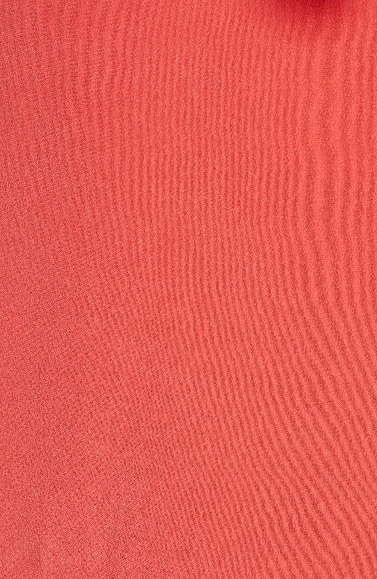 Alcyoneus Off the Shoulder Silk Top,                             Alternate thumbnail 10, color,