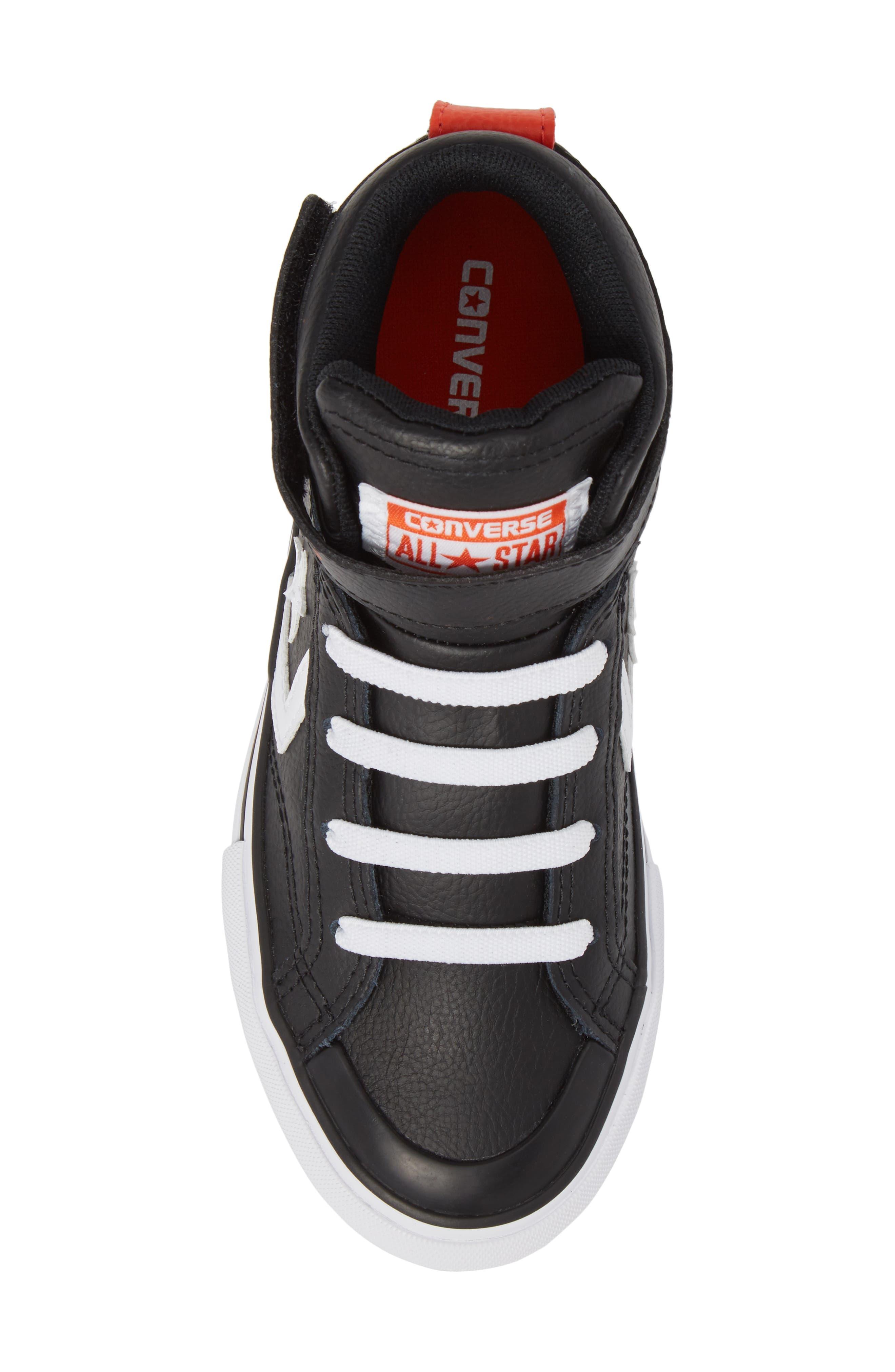 Pro Blaze High Top Sneaker,                             Alternate thumbnail 5, color,                             001