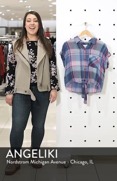 Amelie Tie Front Shirt, sales video thumbnail