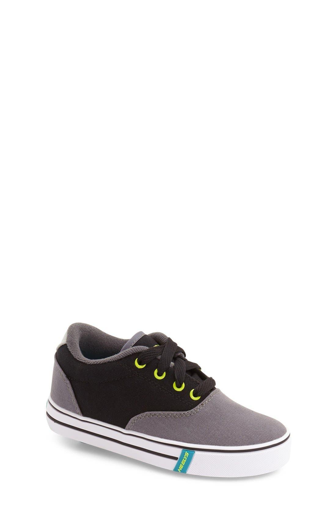 'Launch' Skate Sneaker,                             Main thumbnail 4, color,