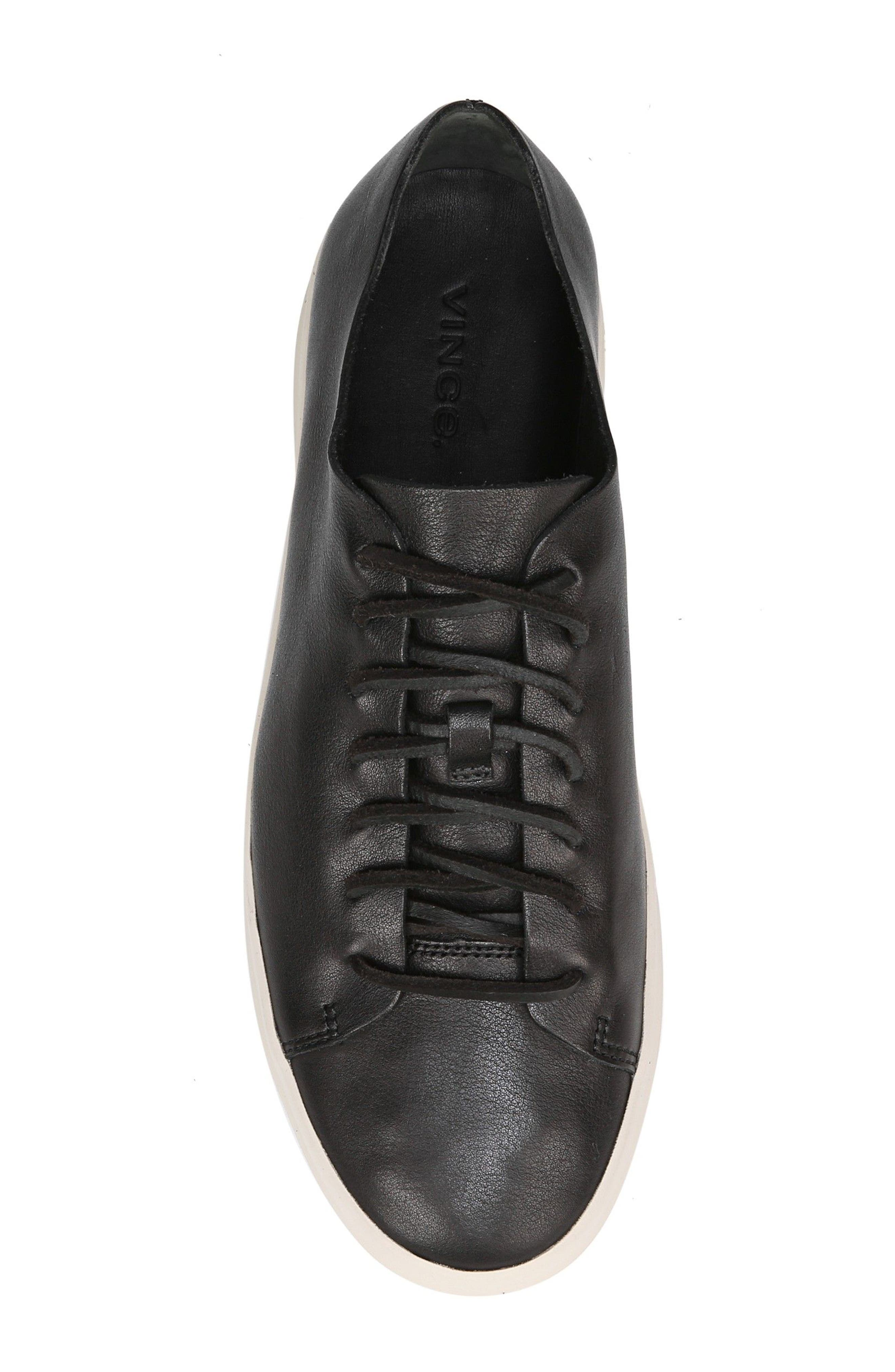 Copeland Sneaker,                             Alternate thumbnail 5, color,                             BLACK