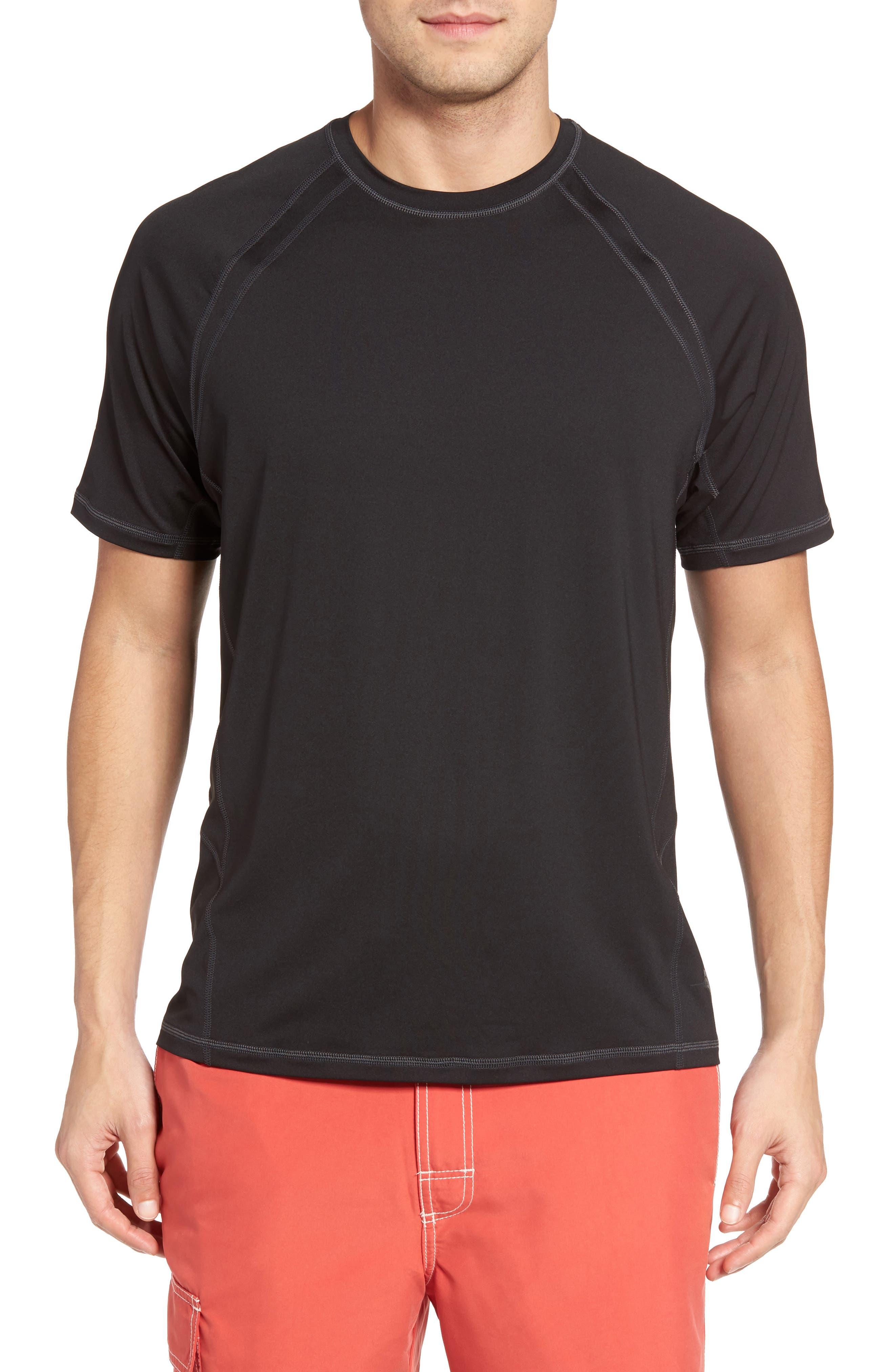 TOMMY BAHAMA,                             Surf Chaser Crewneck T-Shirt,                             Main thumbnail 1, color,                             001