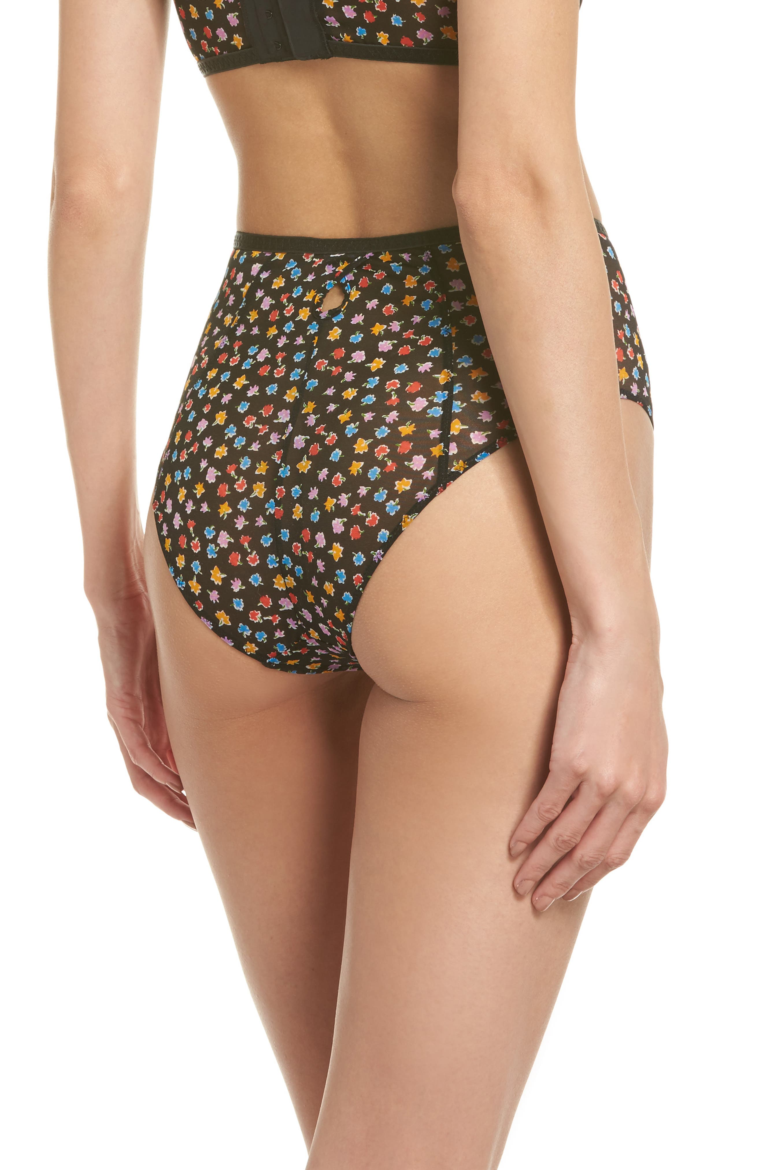 Intimately FP Capri High Waist Panties,                             Alternate thumbnail 2, color,                             019