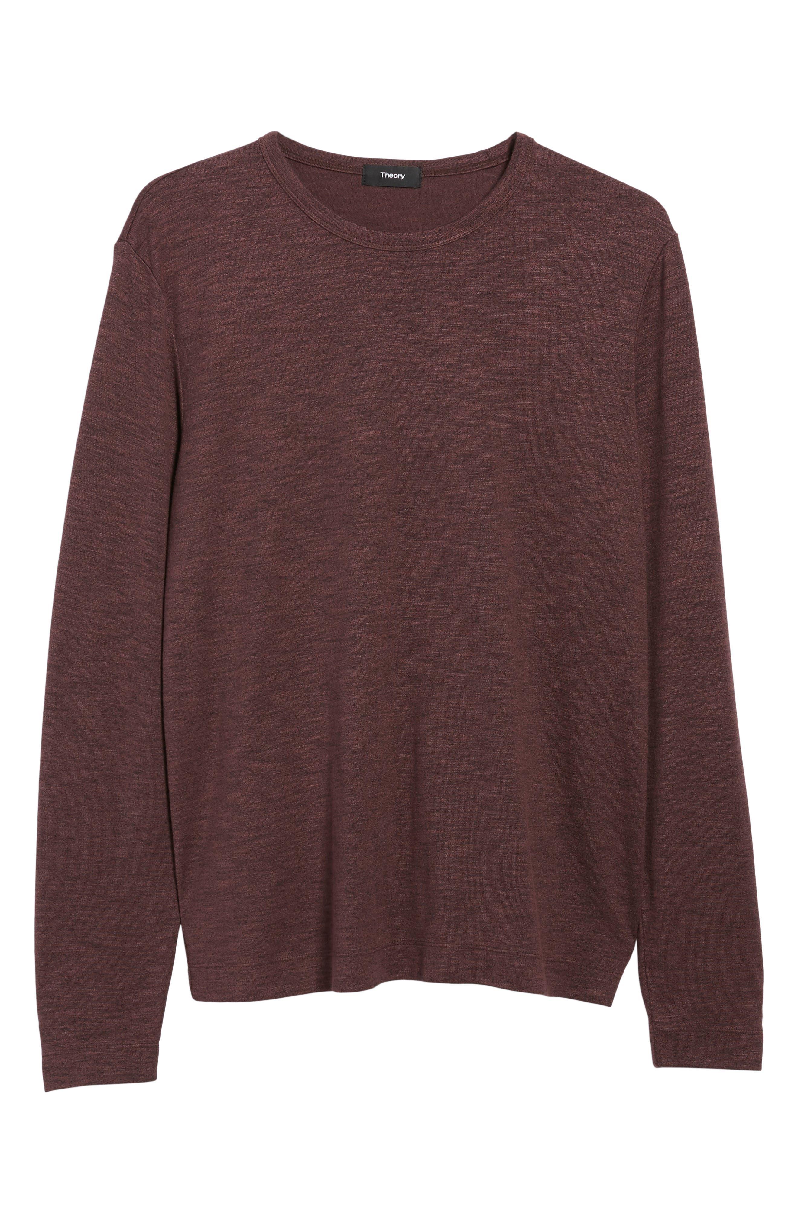 Long Sleeve T-Shirt,                             Alternate thumbnail 41, color,