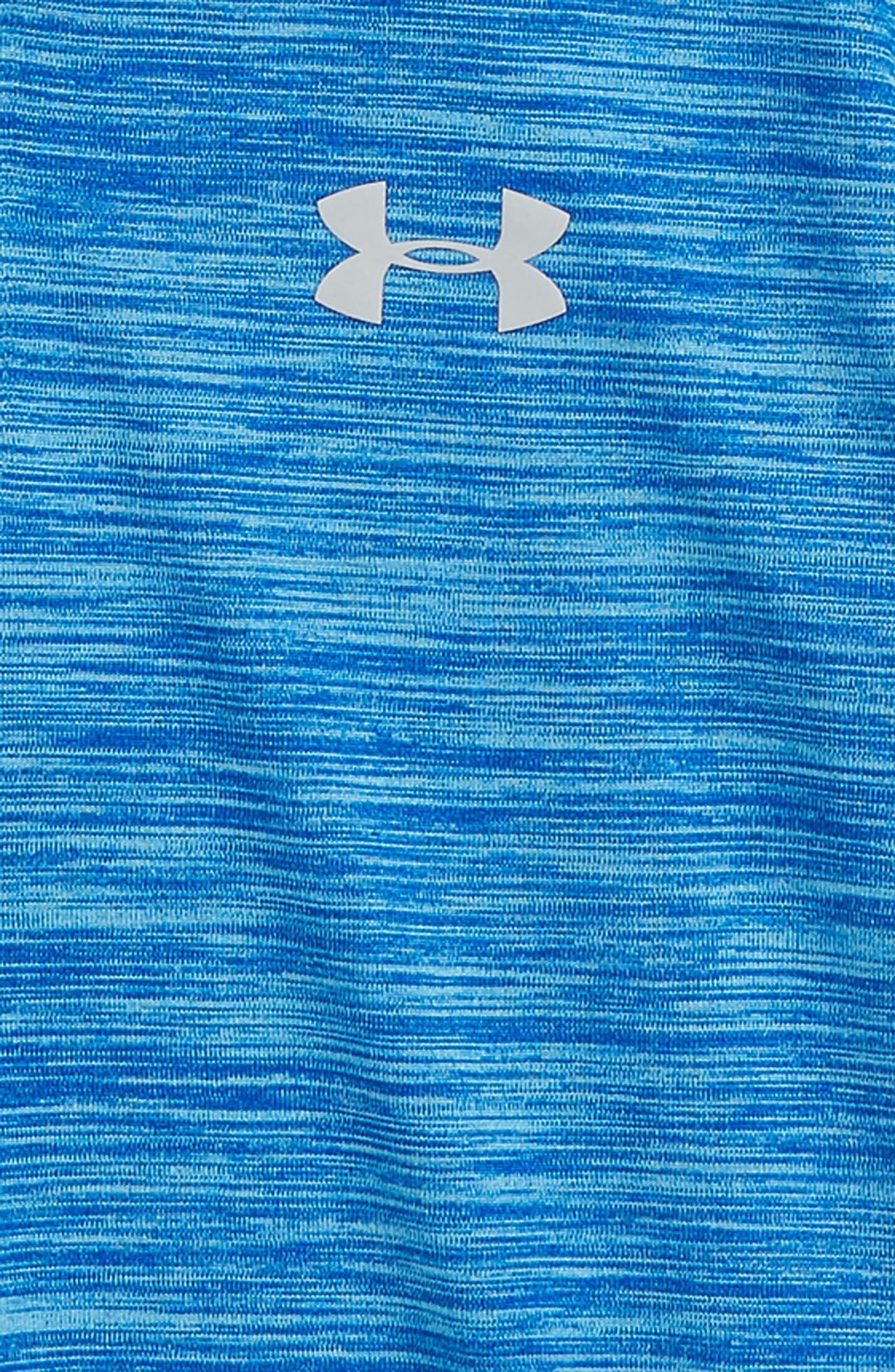 UNDER ARMOUR,                             Match Play Twist HeatGear<sup>®</sup> Polo,                             Alternate thumbnail 2, color,                             ULTRA BLUE