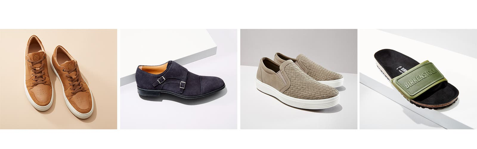 Step up your spring shoe game: men's shoes.