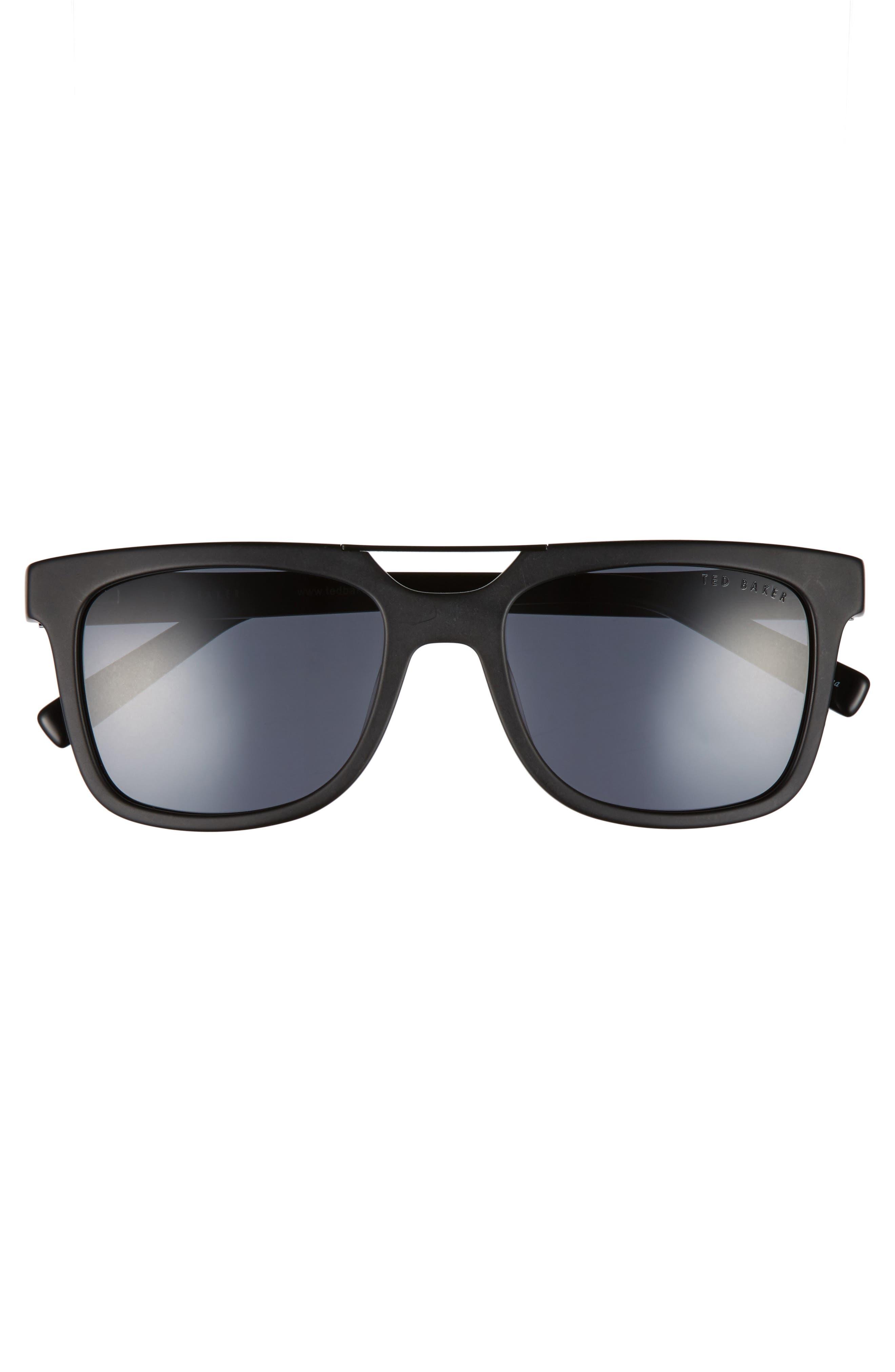 54mm Polarized Sunglasses,                             Alternate thumbnail 2, color,                             001