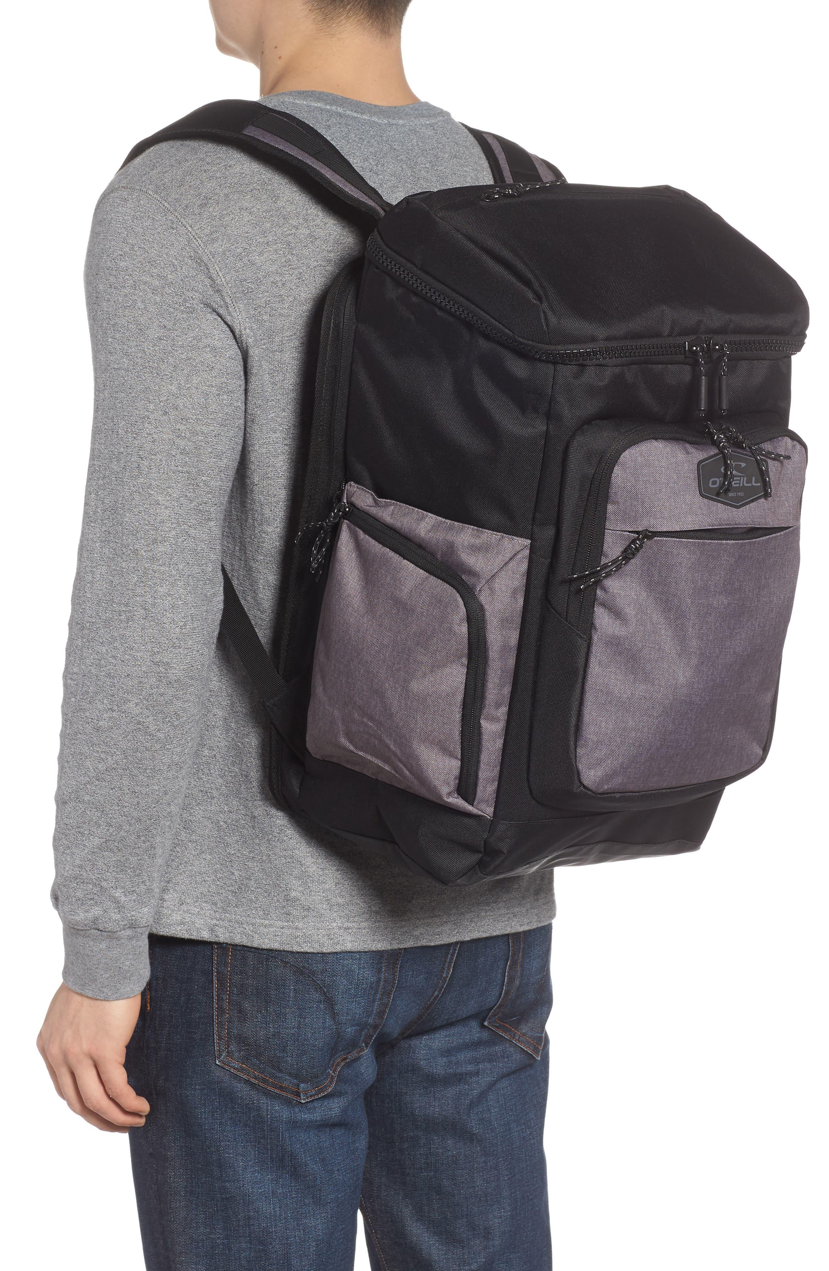 Quest Backpack,                             Alternate thumbnail 2, color,                             BLACK