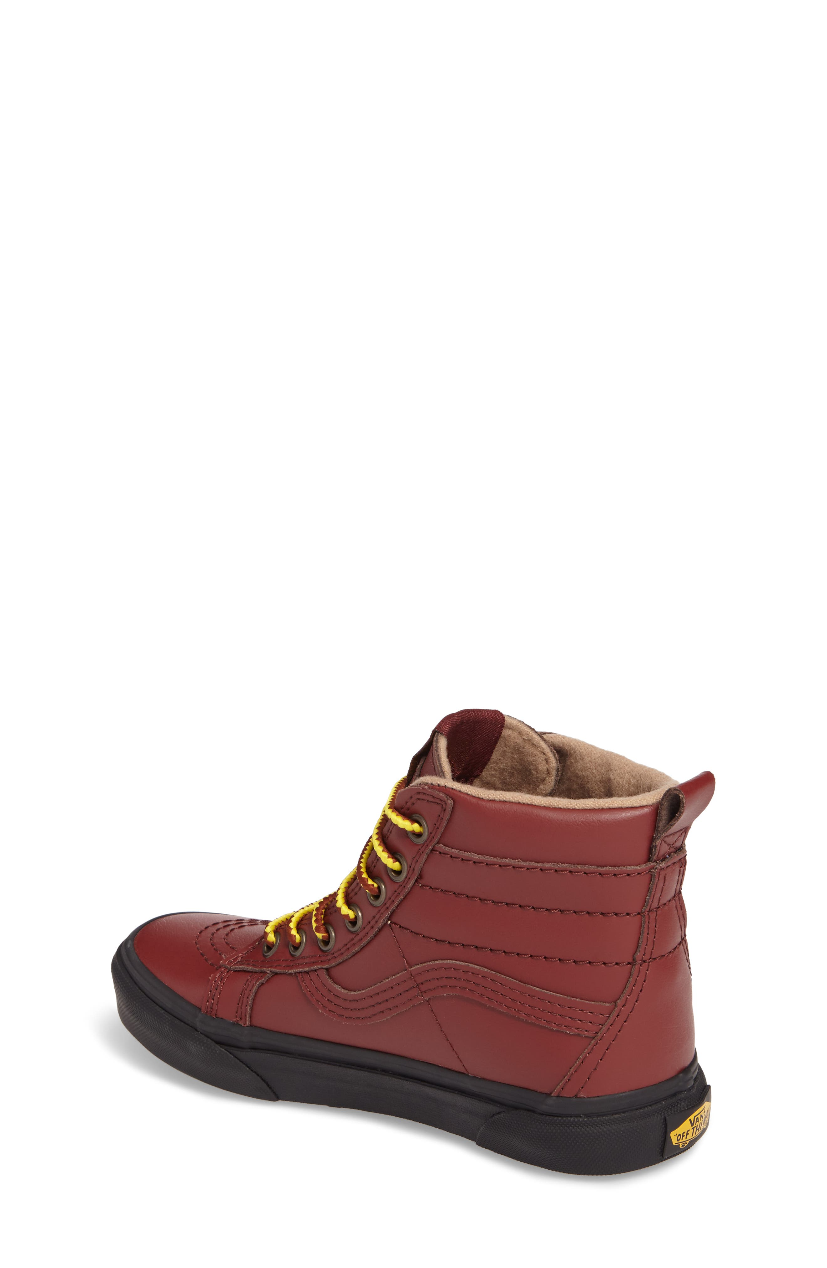 SK8-Hi Sneaker,                             Alternate thumbnail 17, color,
