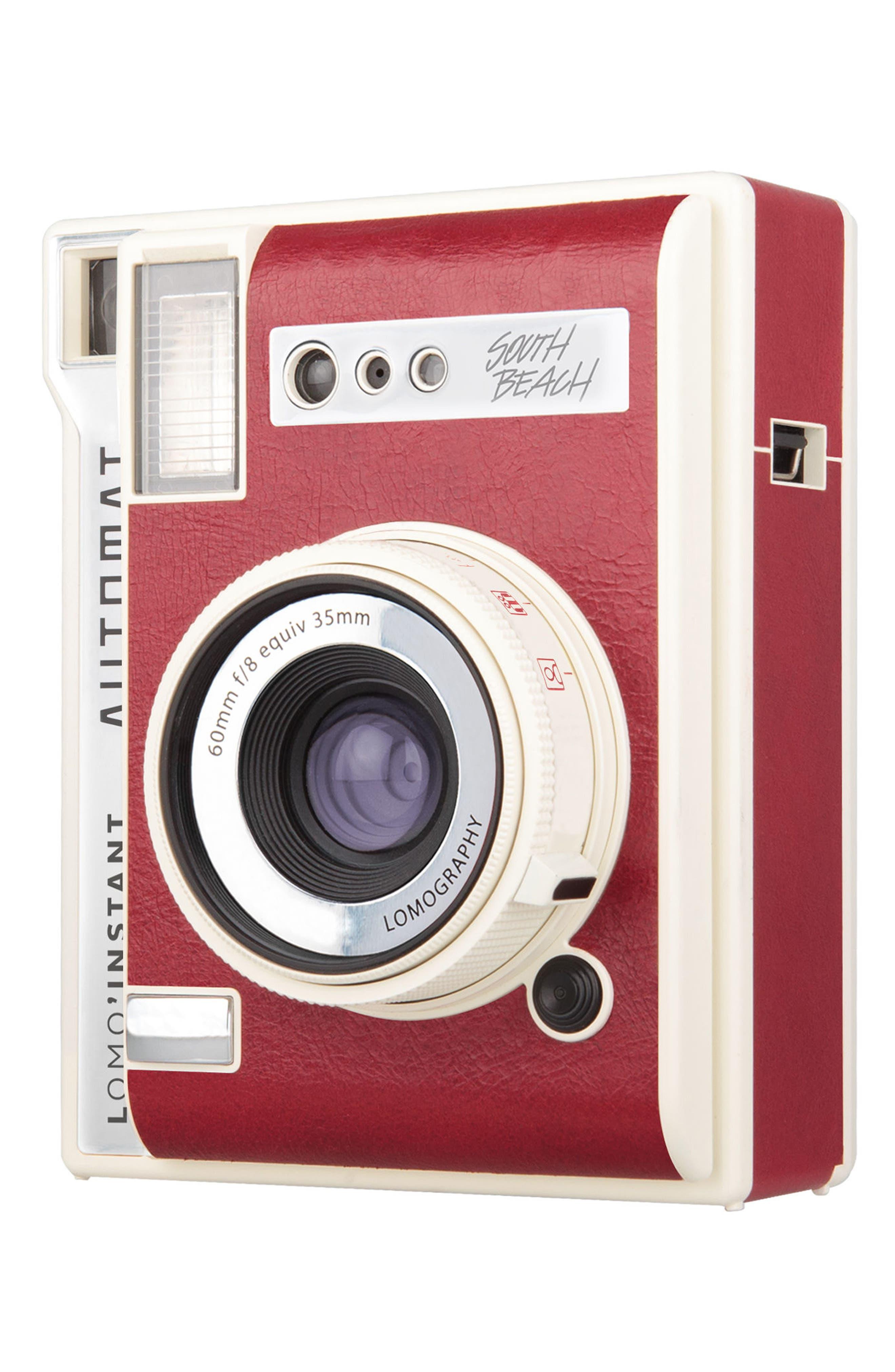 Lomo'Instant Automat South Beach Instant Camera,                             Alternate thumbnail 2, color,                             600