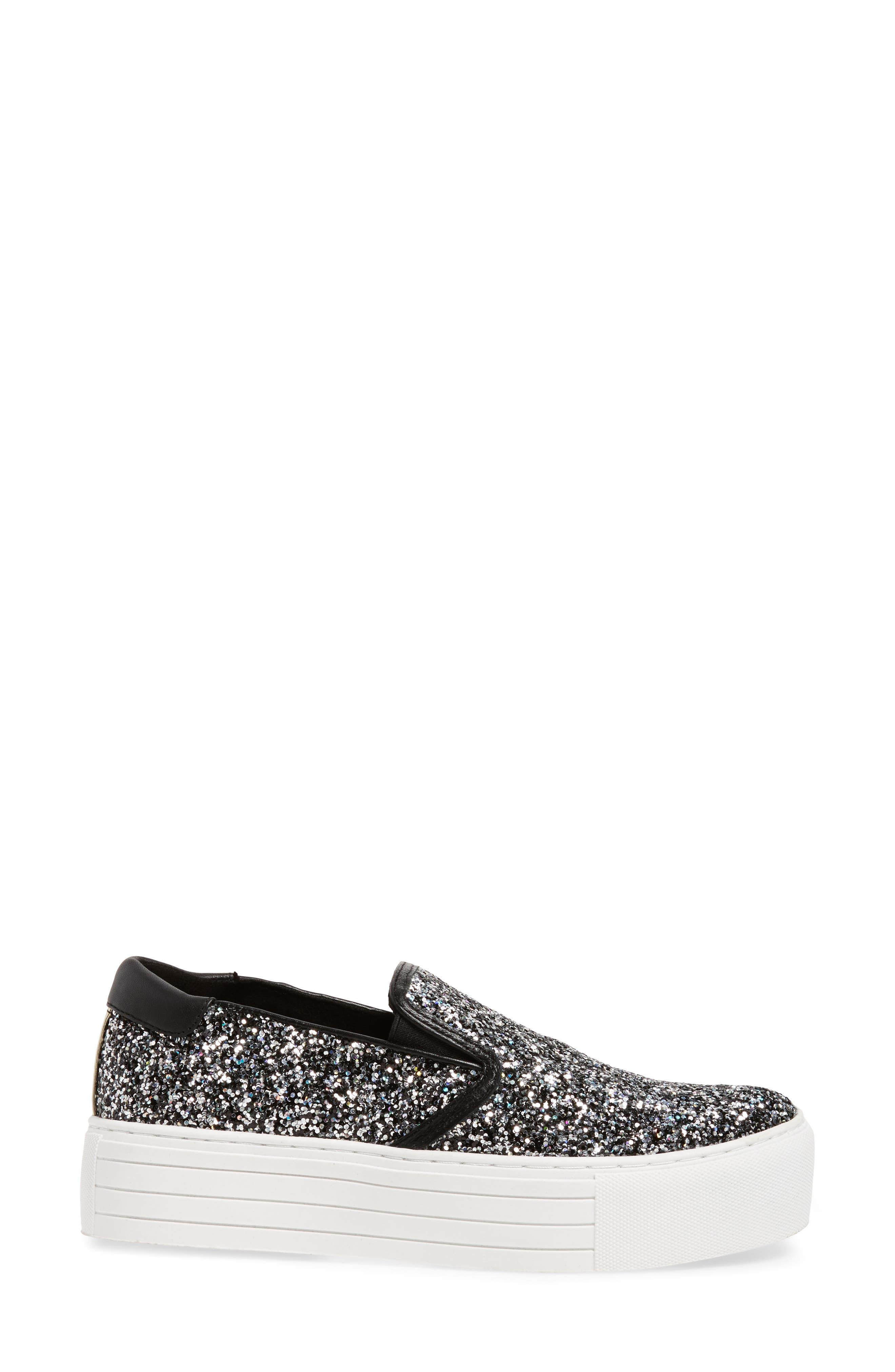 Joanie Slip-On Platform Sneaker,                             Alternate thumbnail 34, color,