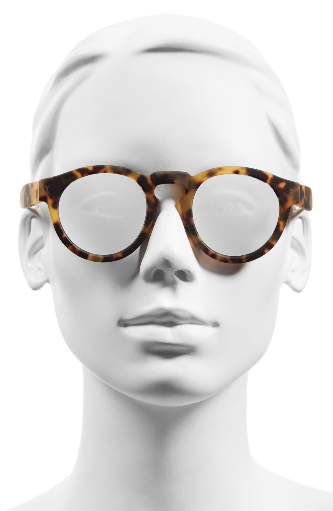 'Leonard' 47mm Sunglasses,                             Alternate thumbnail 110, color,