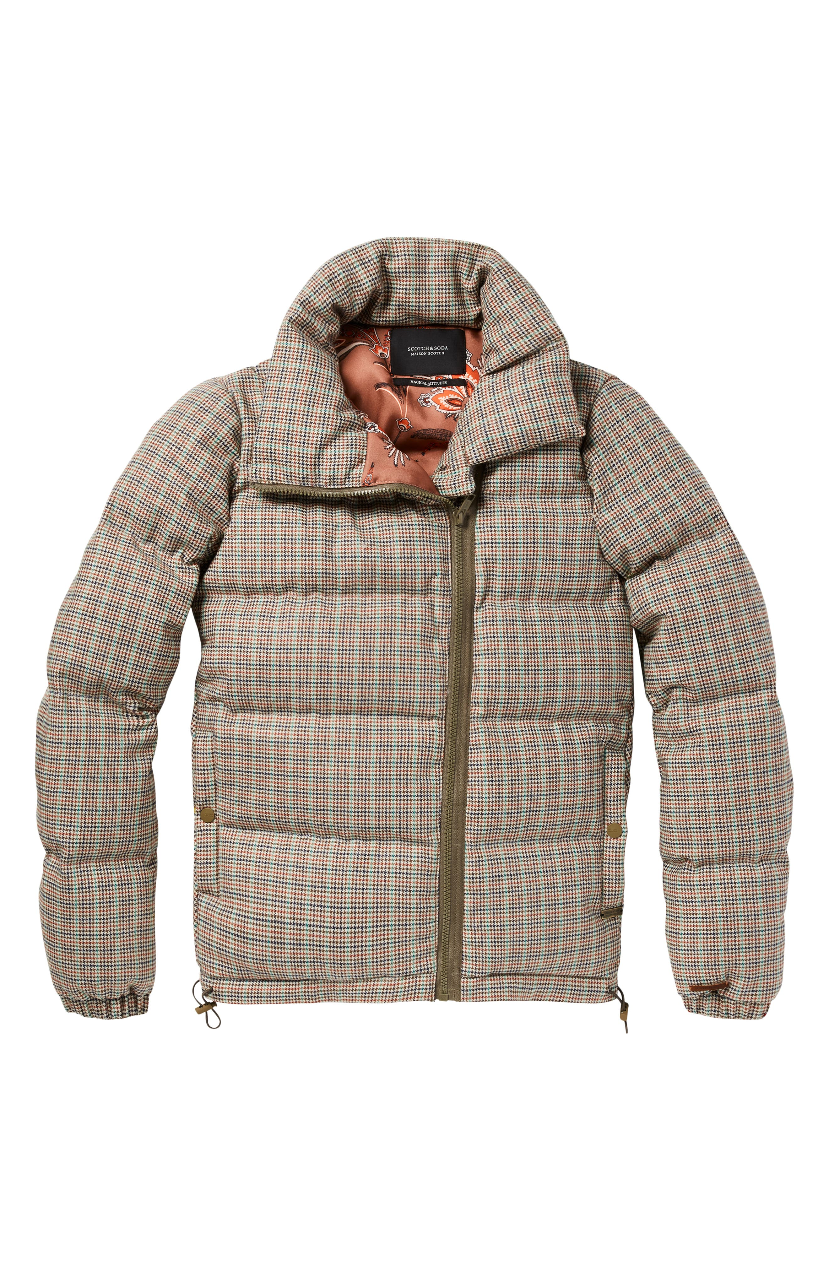 Quilted Check Jacket,                             Alternate thumbnail 2, color,                             250