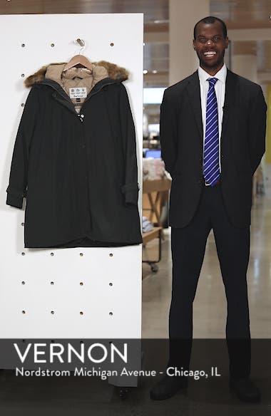 Dexy Jacket with Faux Fur Trim, sales video thumbnail
