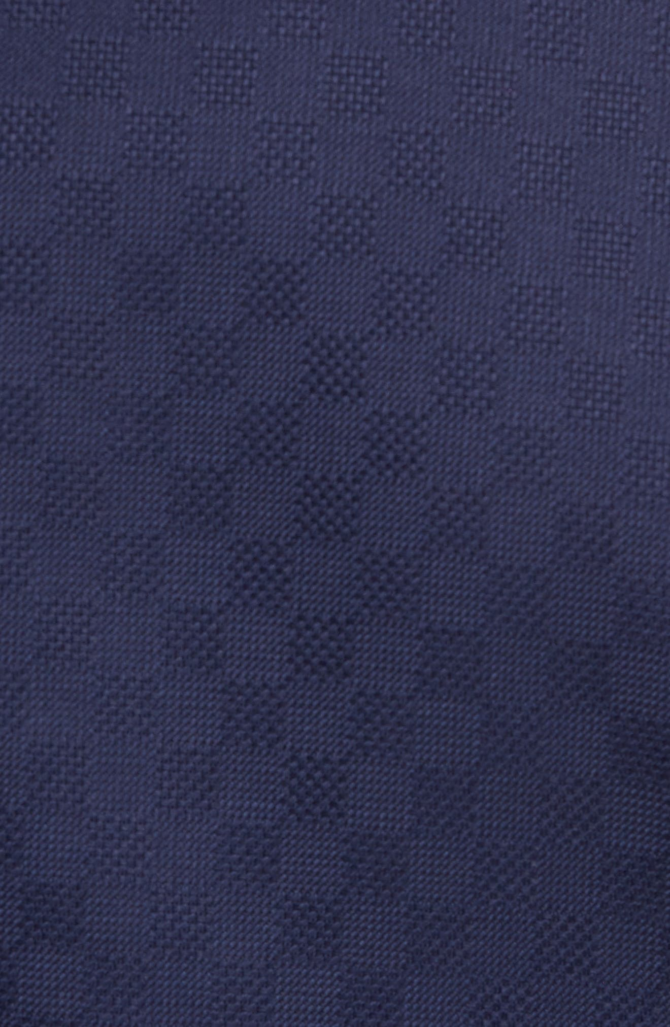 Jay Trim Fit Check Wool Sport Coat,                             Alternate thumbnail 6, color,                             400