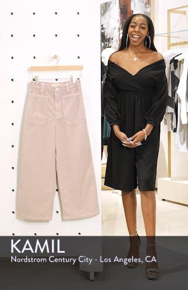 Dawn to Dusk Crop Corduroy Pants, sales video thumbnail