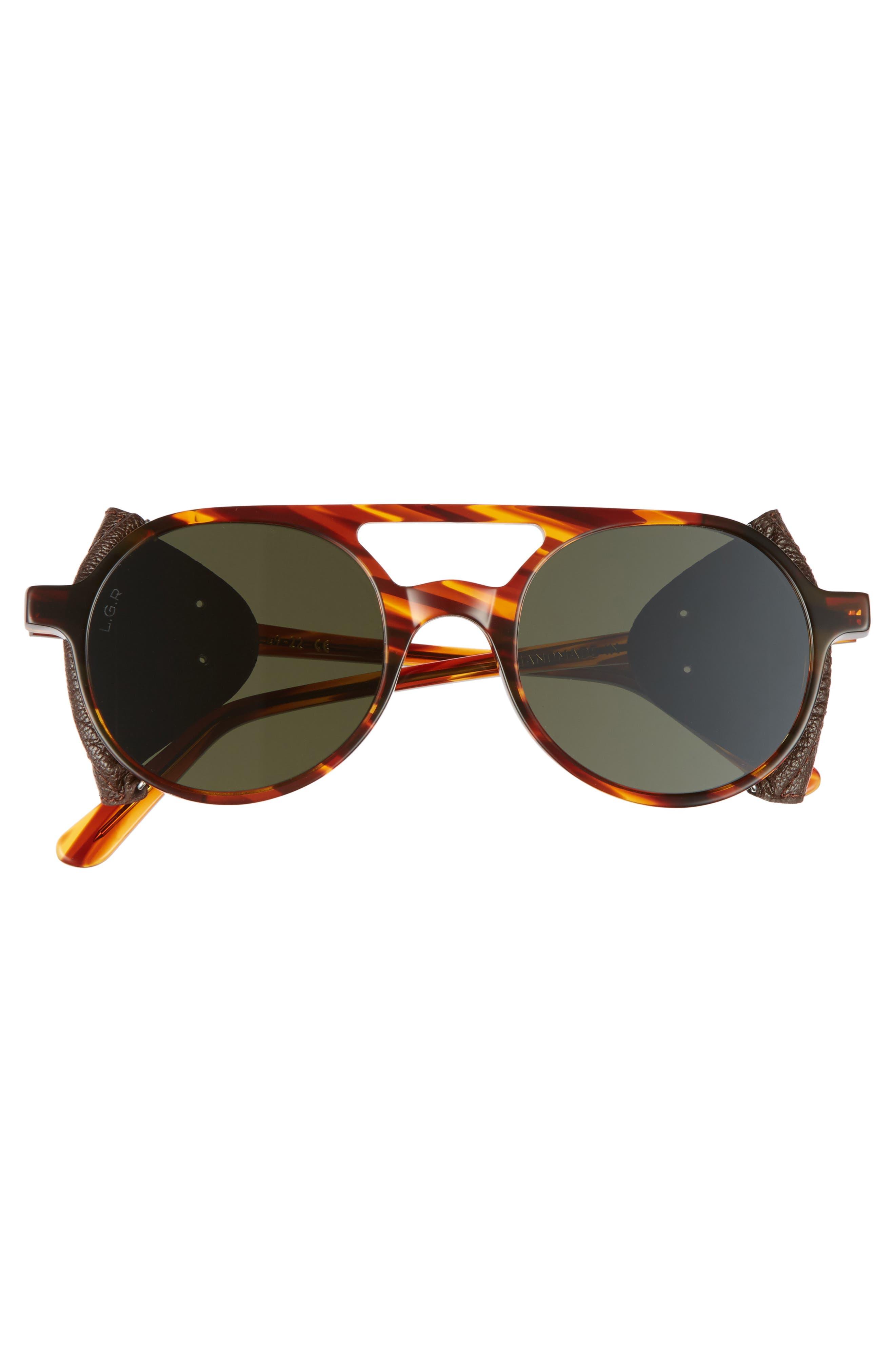 Reunion II 49mm Sunglasses,                             Alternate thumbnail 2, color,                             200