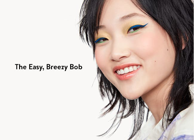 The easy, breezy bob.