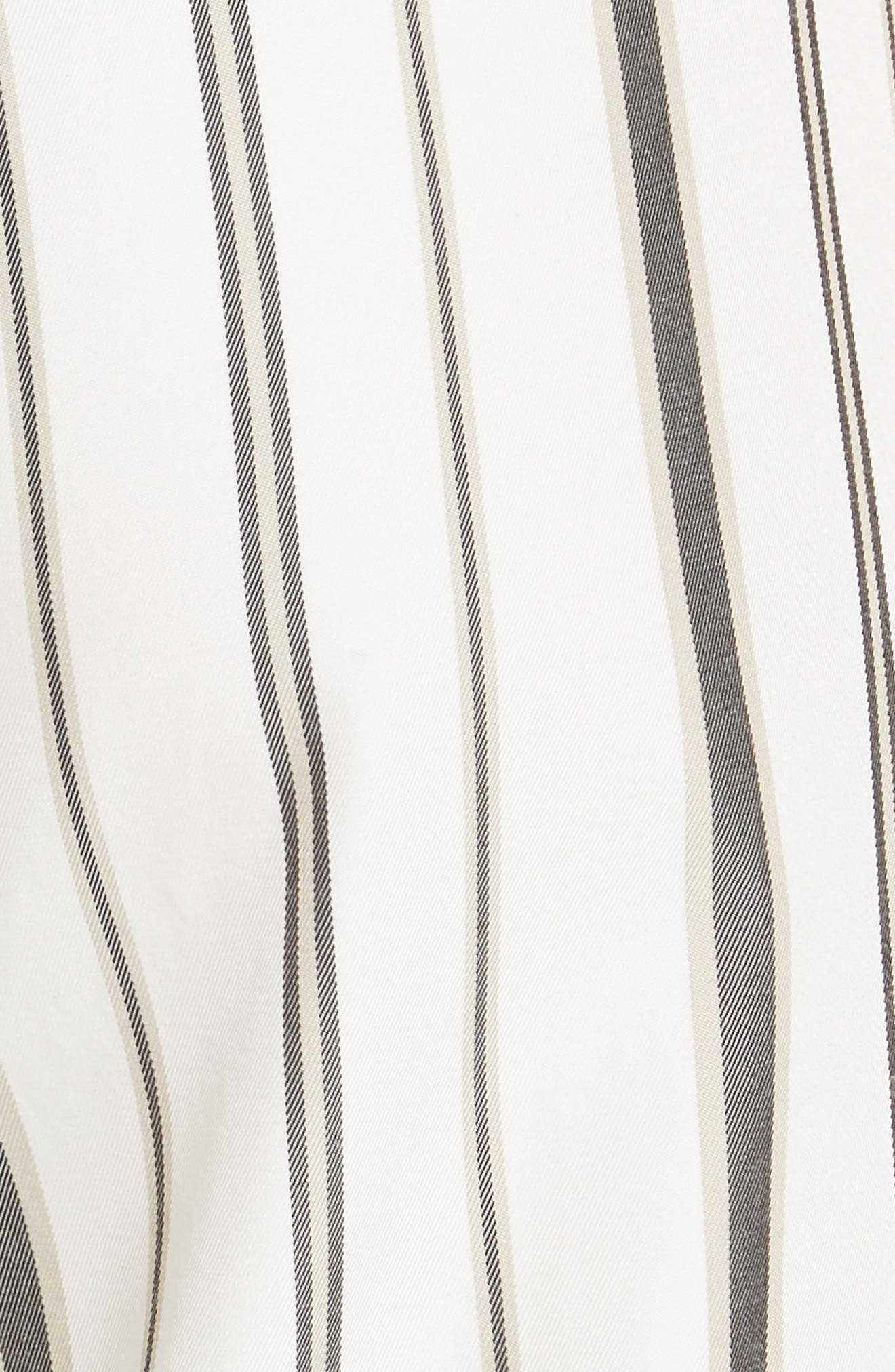 Fulton Gallant Stripe Pants,                             Alternate thumbnail 5, color,                             CLOUD MULTI