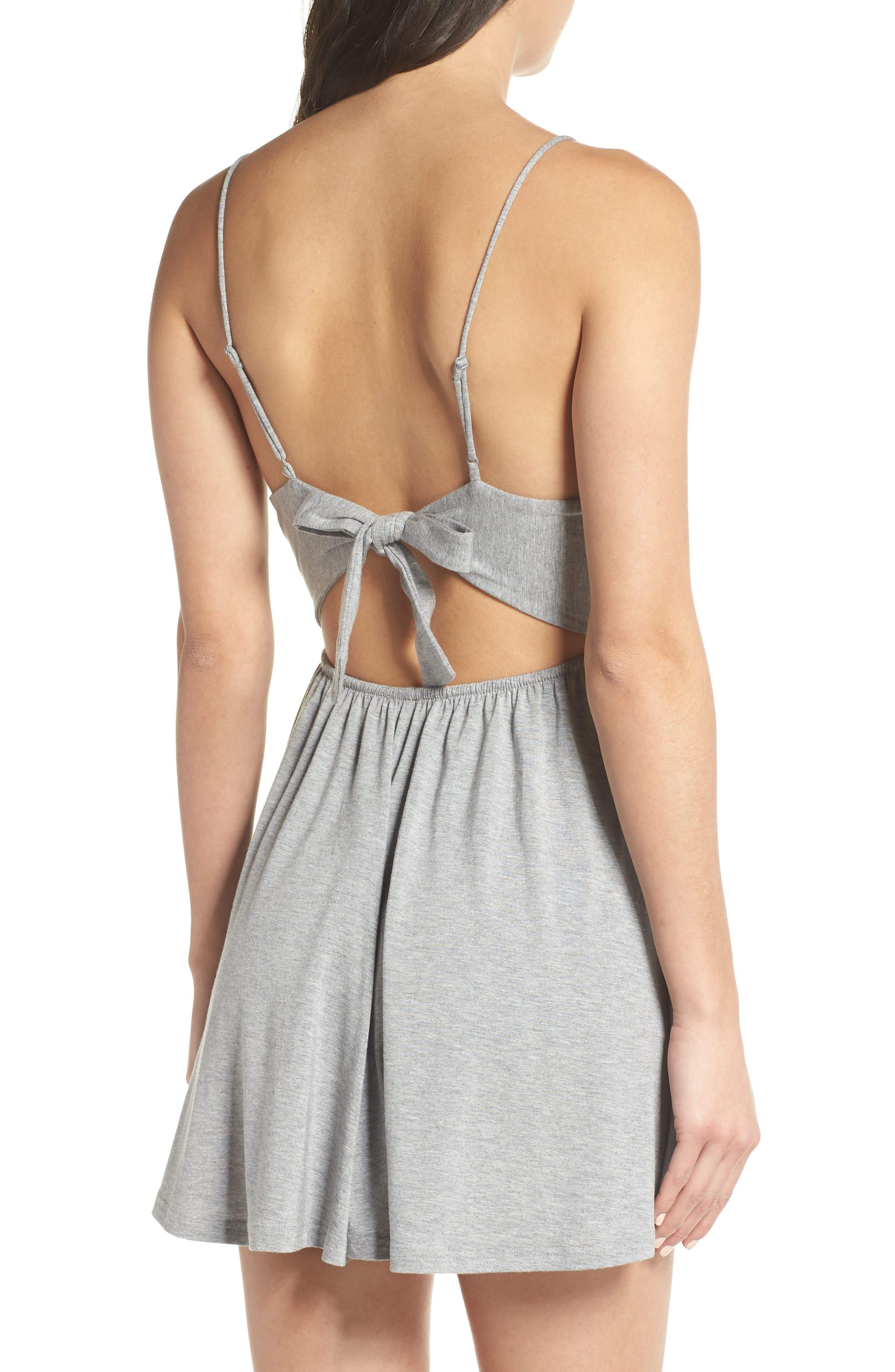 Back Keyhole Romper,                             Alternate thumbnail 2, color,                             060