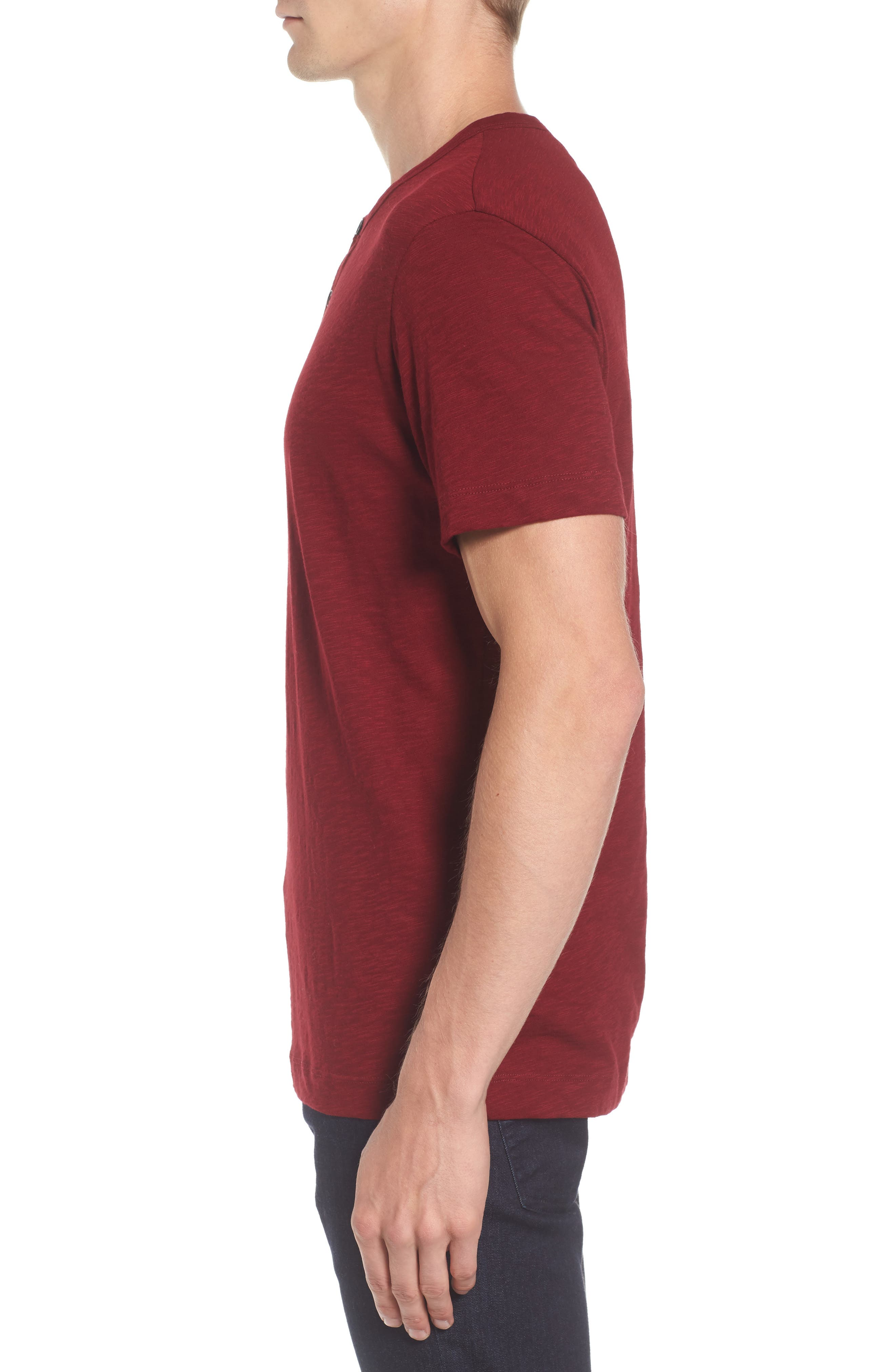 Gaskell Henley T-Shirt,                             Alternate thumbnail 16, color,